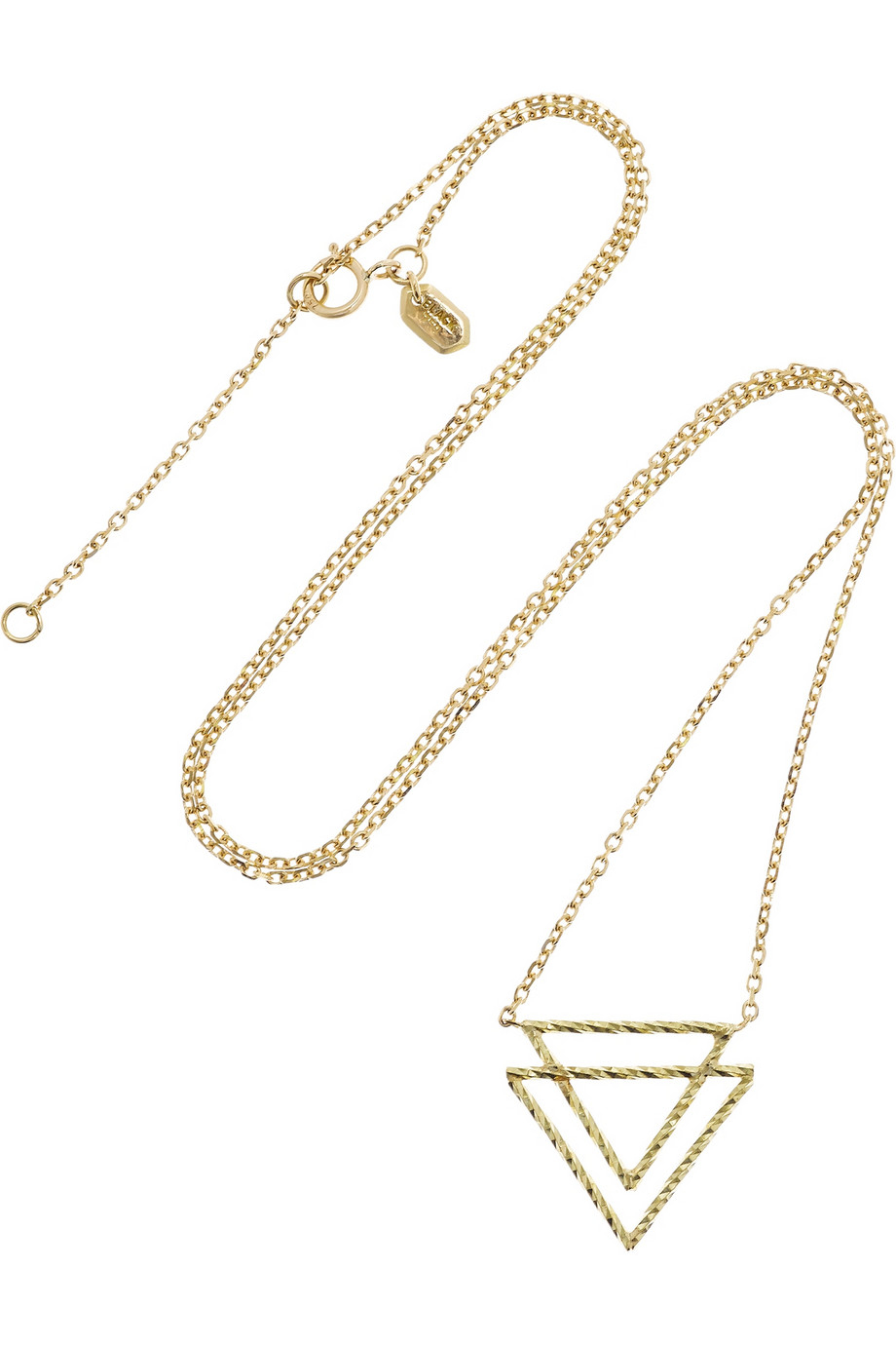 Fine jewelry gold necklace in fine jewelry for What is fine jewelry