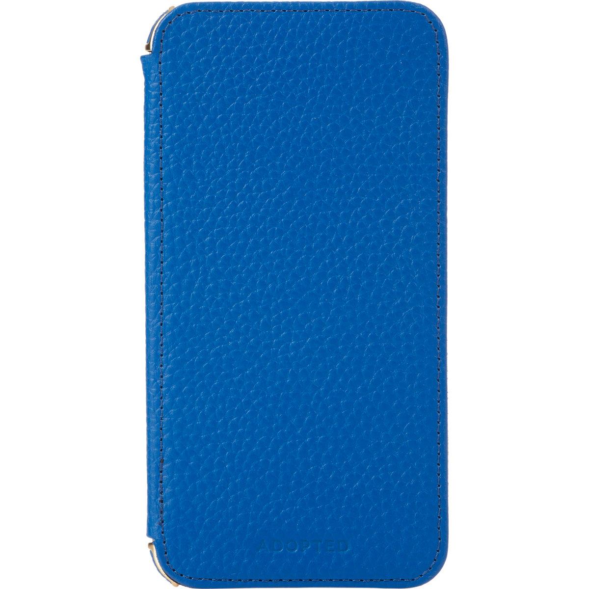 Case Design gigi new york phone case Adopted Leather Iphoneu00ae 6 Plus Folio Case in Blue : Lyst