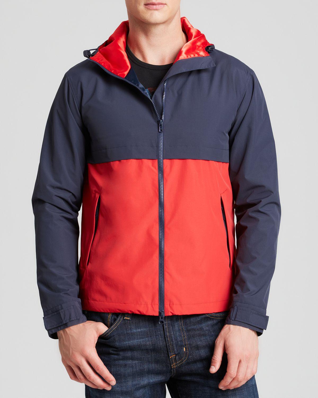 Nylon Jackets Nylon Hooded Jacket 117