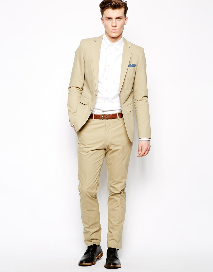 Beige Suit Jacket Dress Yy