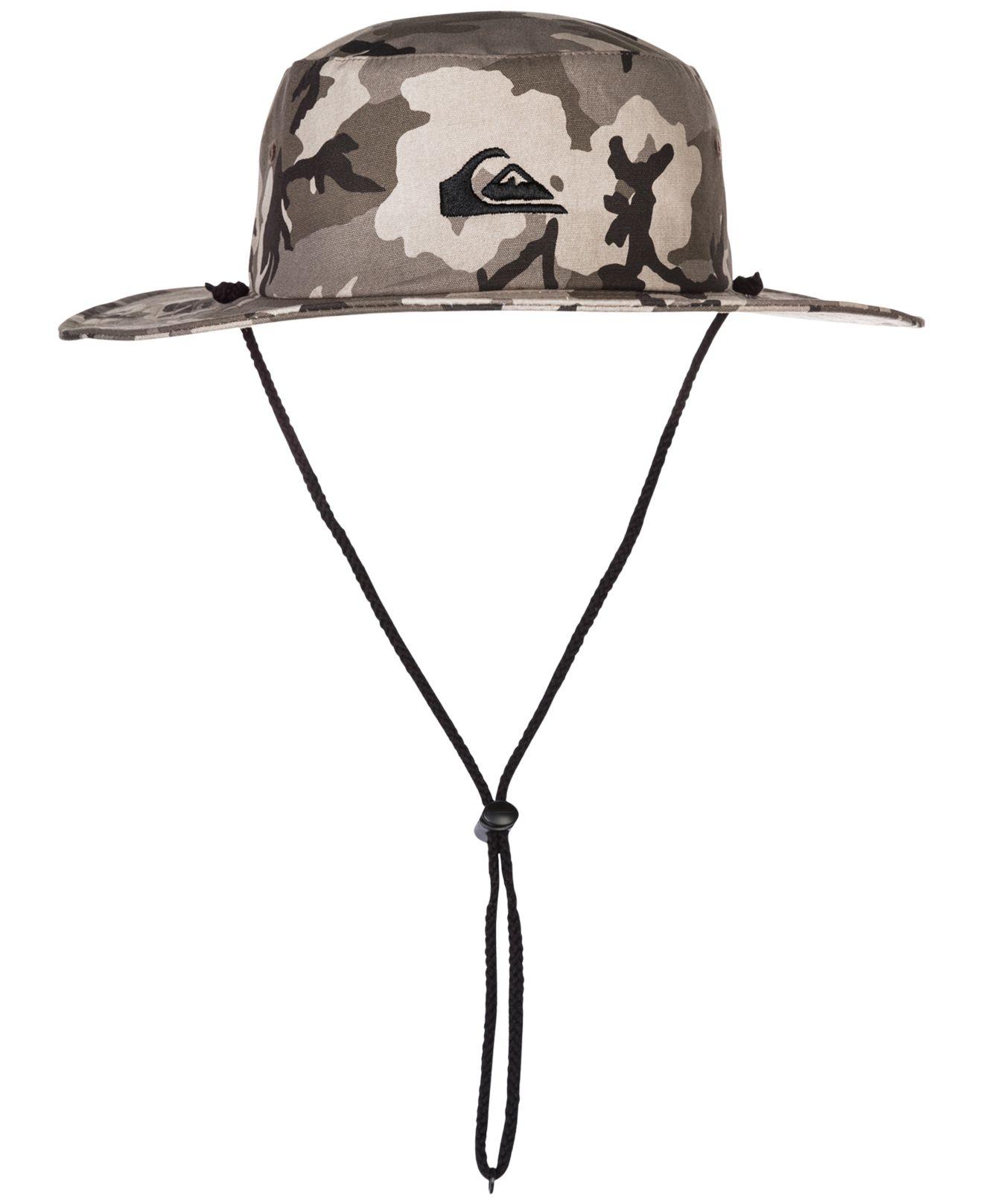 c3c09cca1bc36b ... sale lyst quiksilver bushmaster hat in green for men 2ec33 0b131