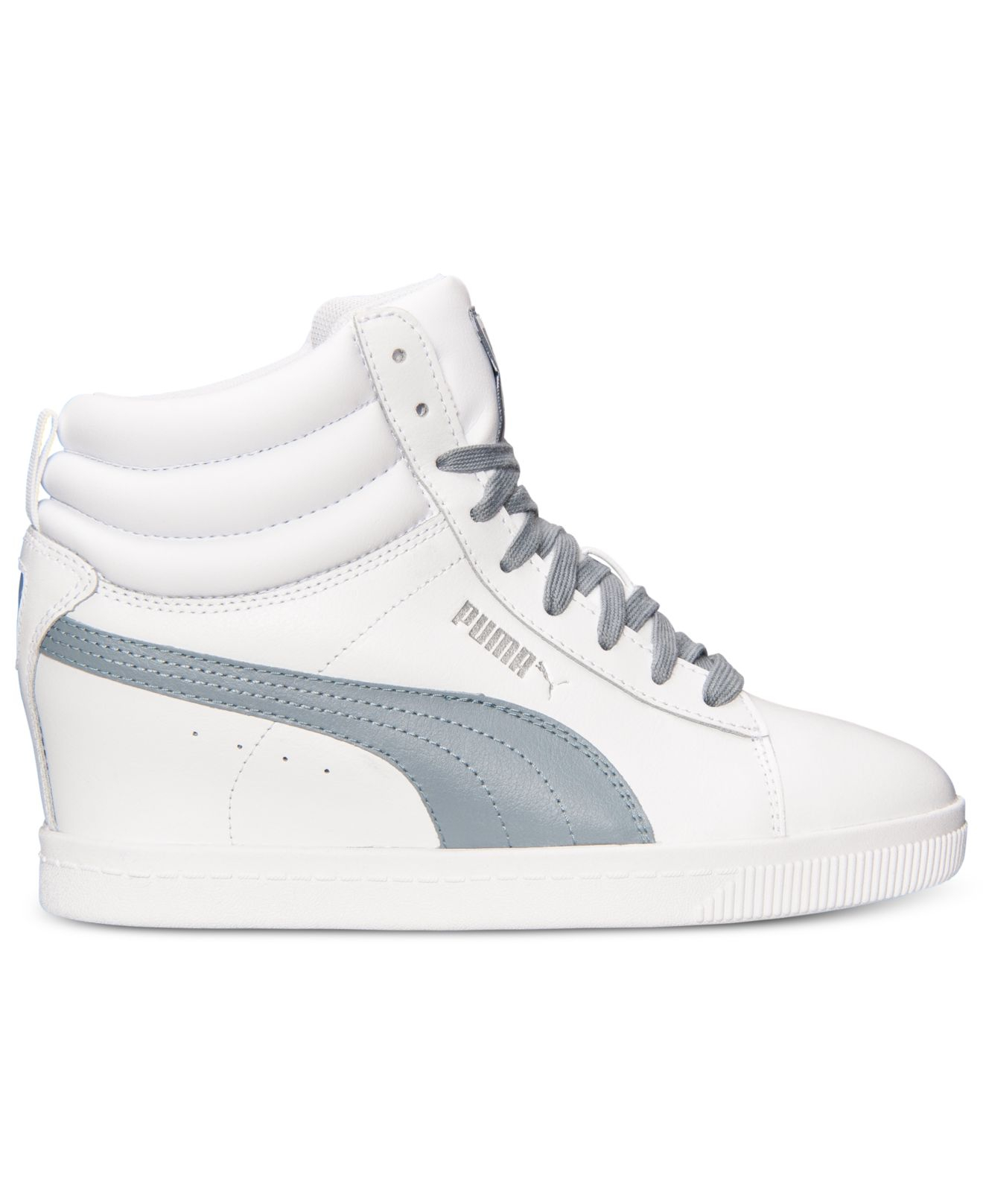 7e2797e53b3c Gallery. Previously sold at  Macy s · Women s Wedge Sneakers Women s Puma  Classic ...