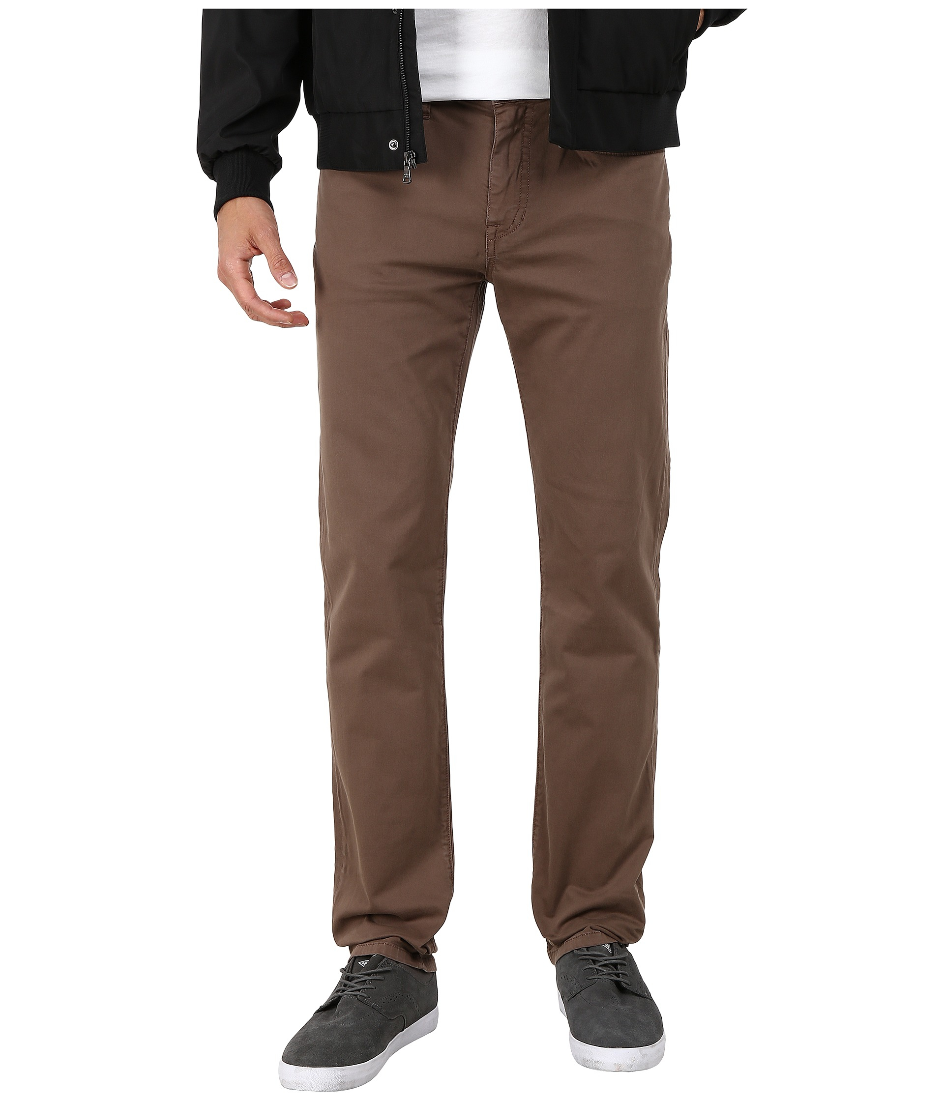 TROUSERS - Casual trousers Brixton 4SioajHXX9