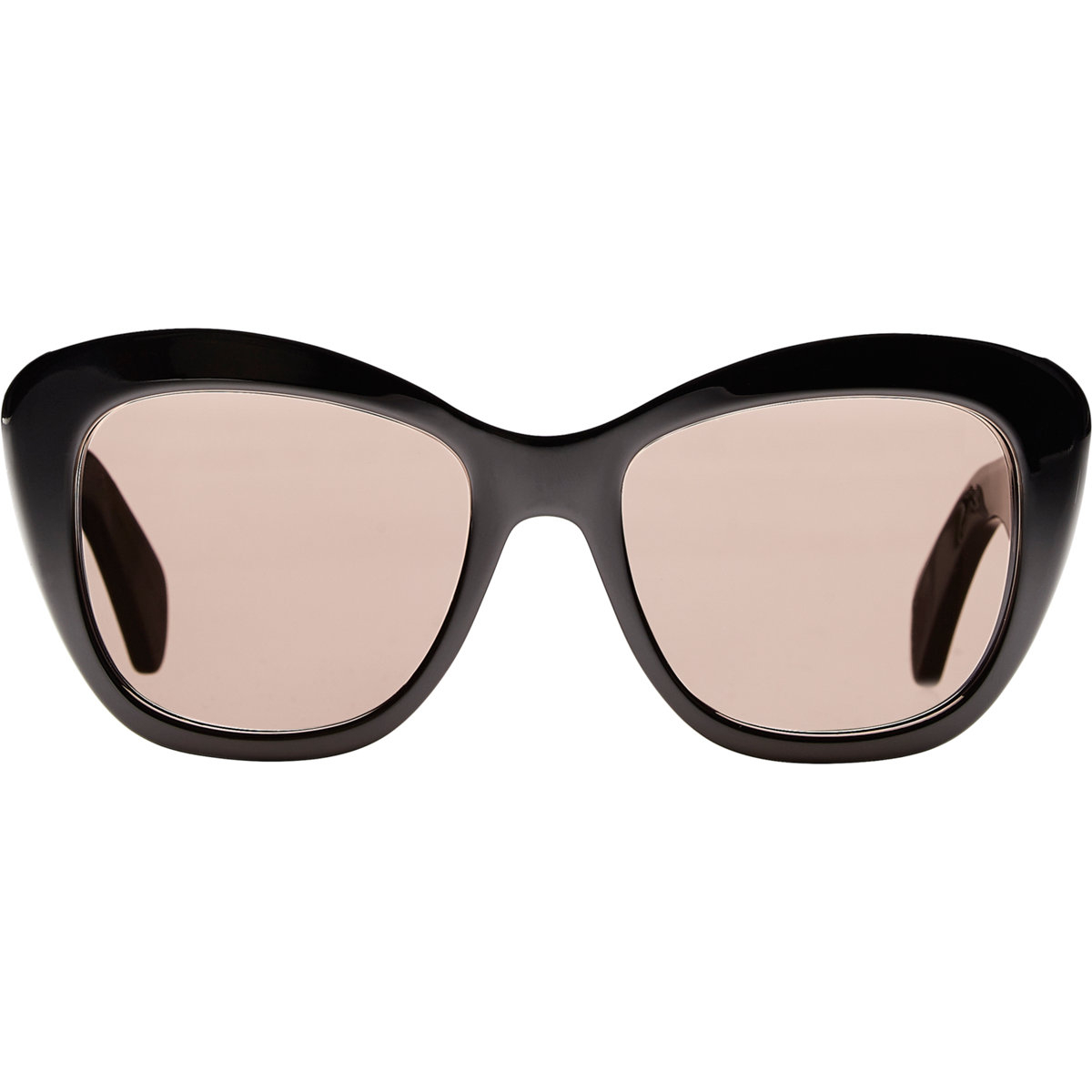 Oliver peoples Women's Emmy Sunglasses in Black