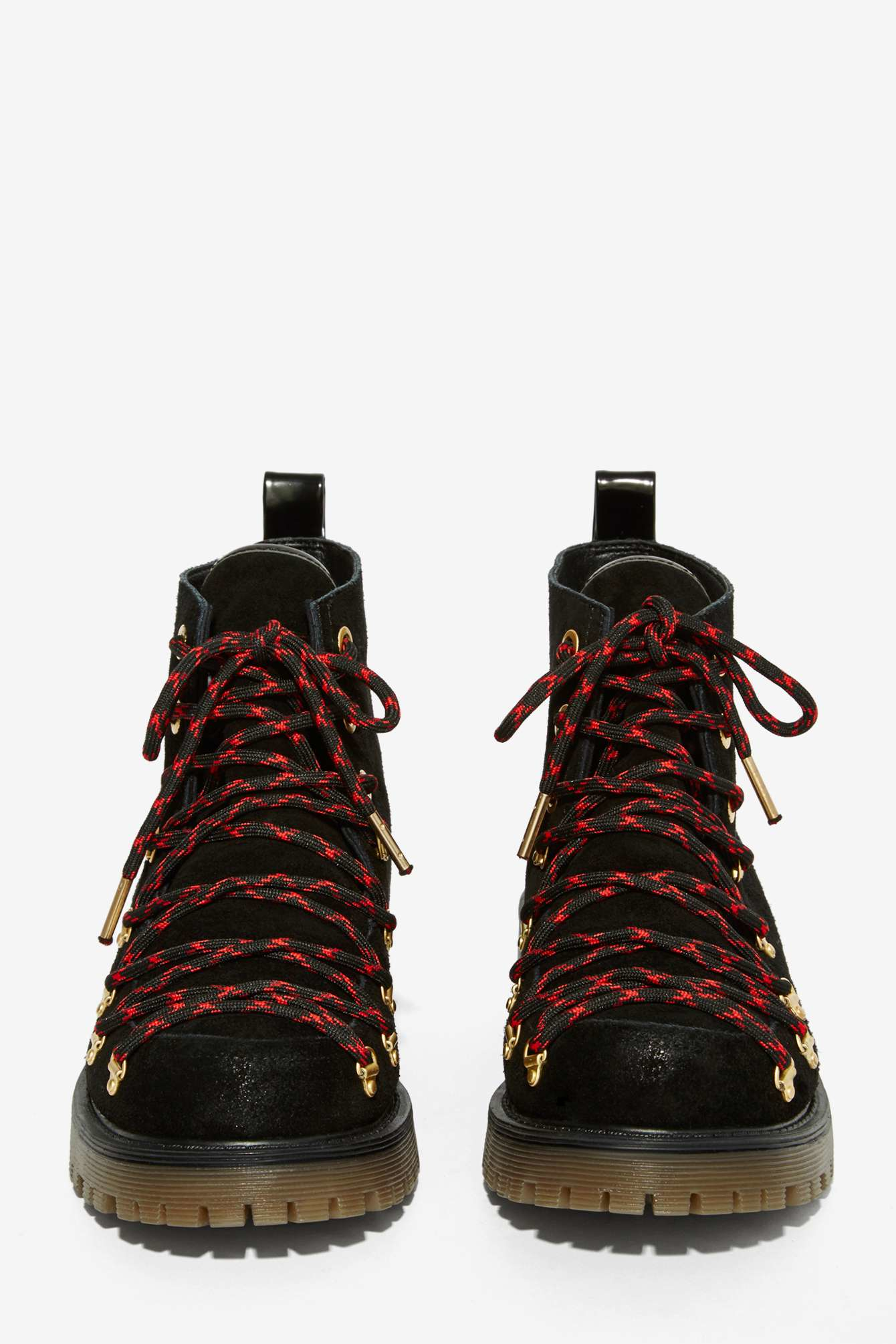 bacf0c978 Lyst - Circus by Sam Edelman Kane Suede Boot in Black