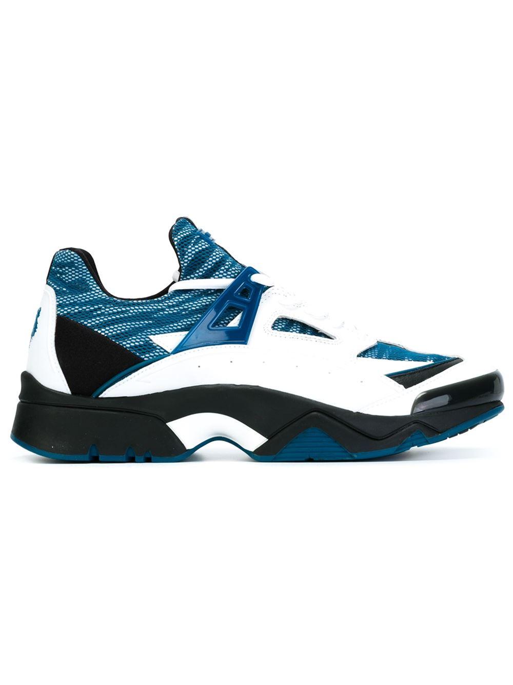 3f11d2d6c34 Lyst - KENZO  sonic  Sneakers in White for Men