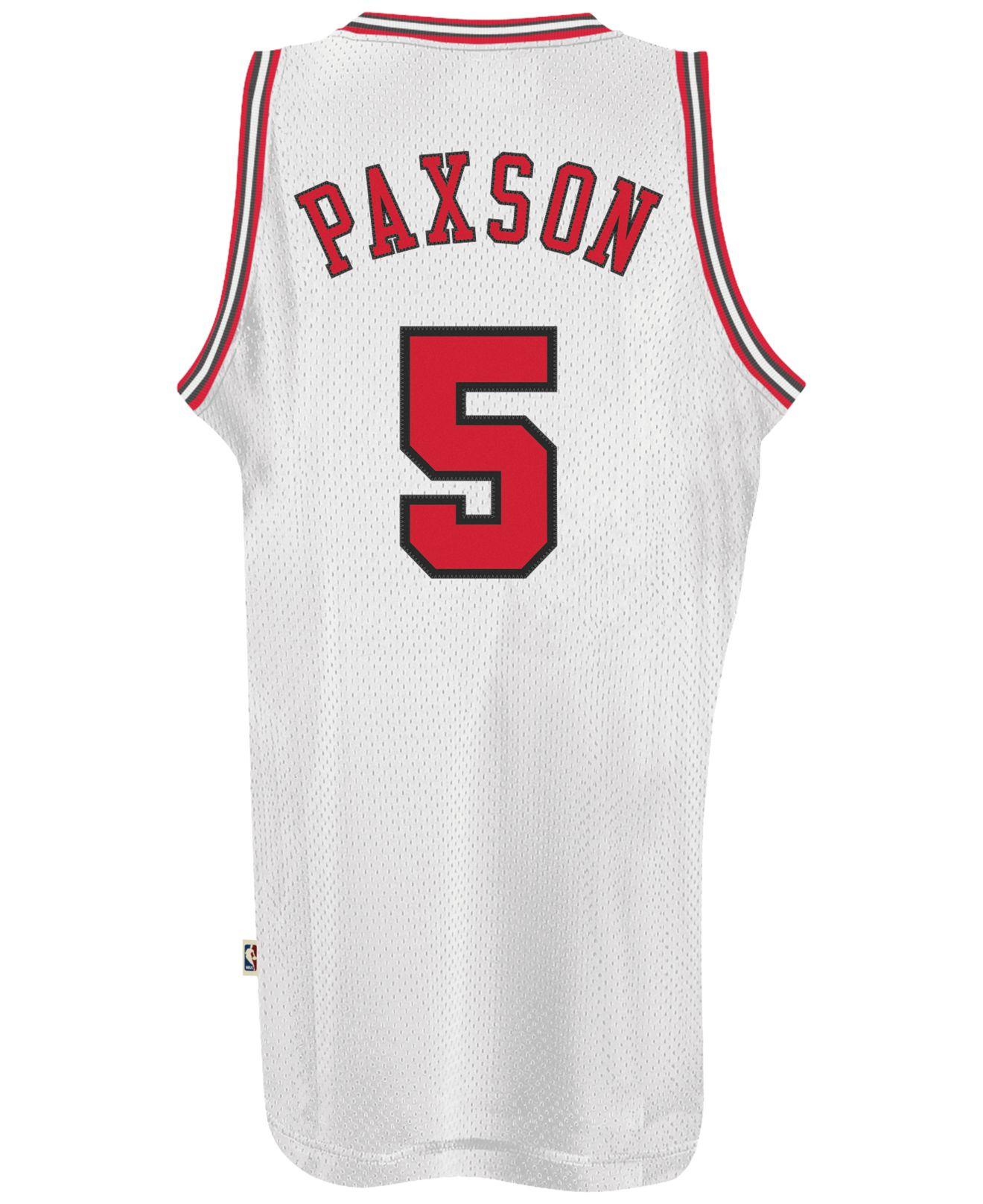 Lyst - adidas Men S John Paxson Chicago Bulls Retired Player ... 0af49b905