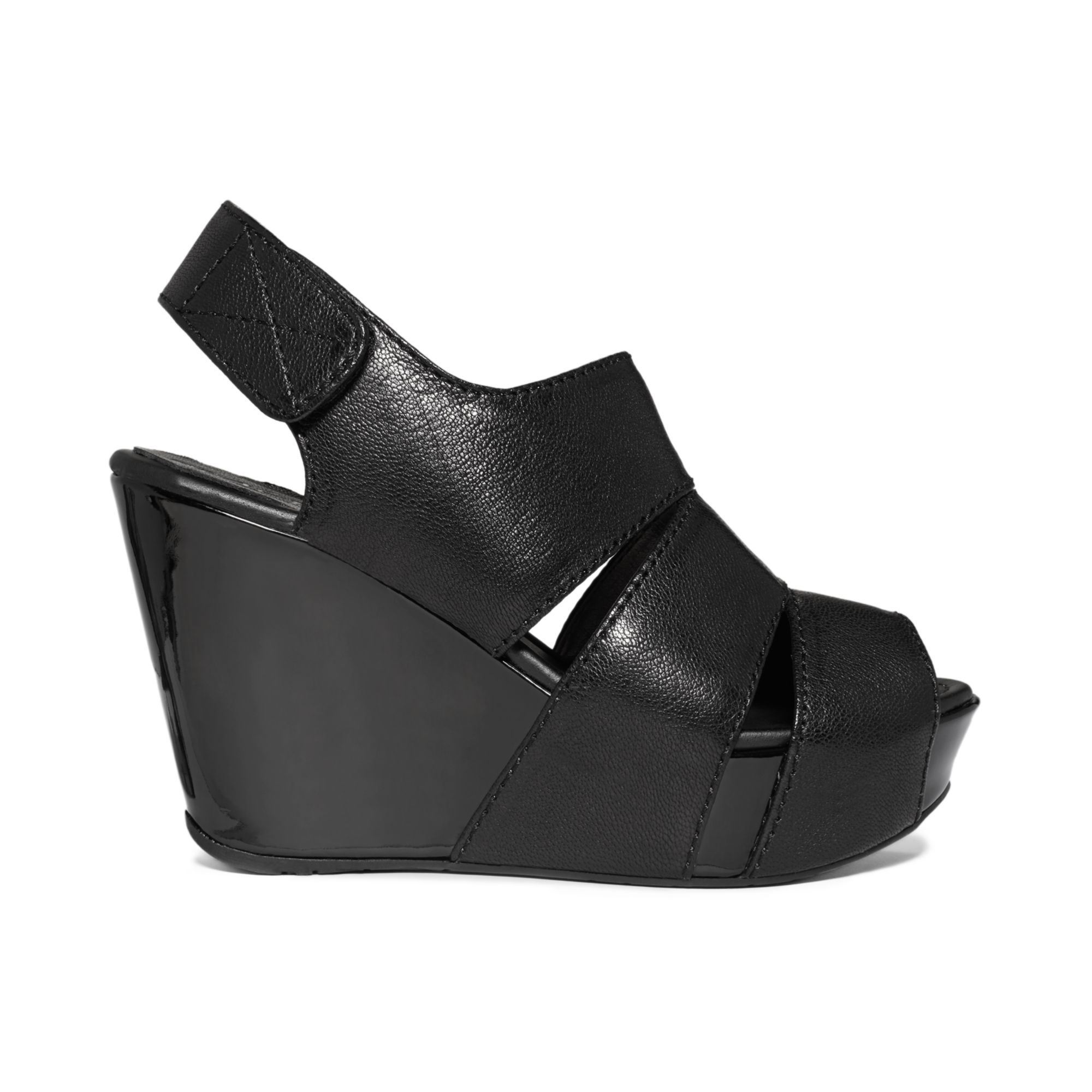 Lyst Kenneth Cole Reaction Good Sole Platform Wedge
