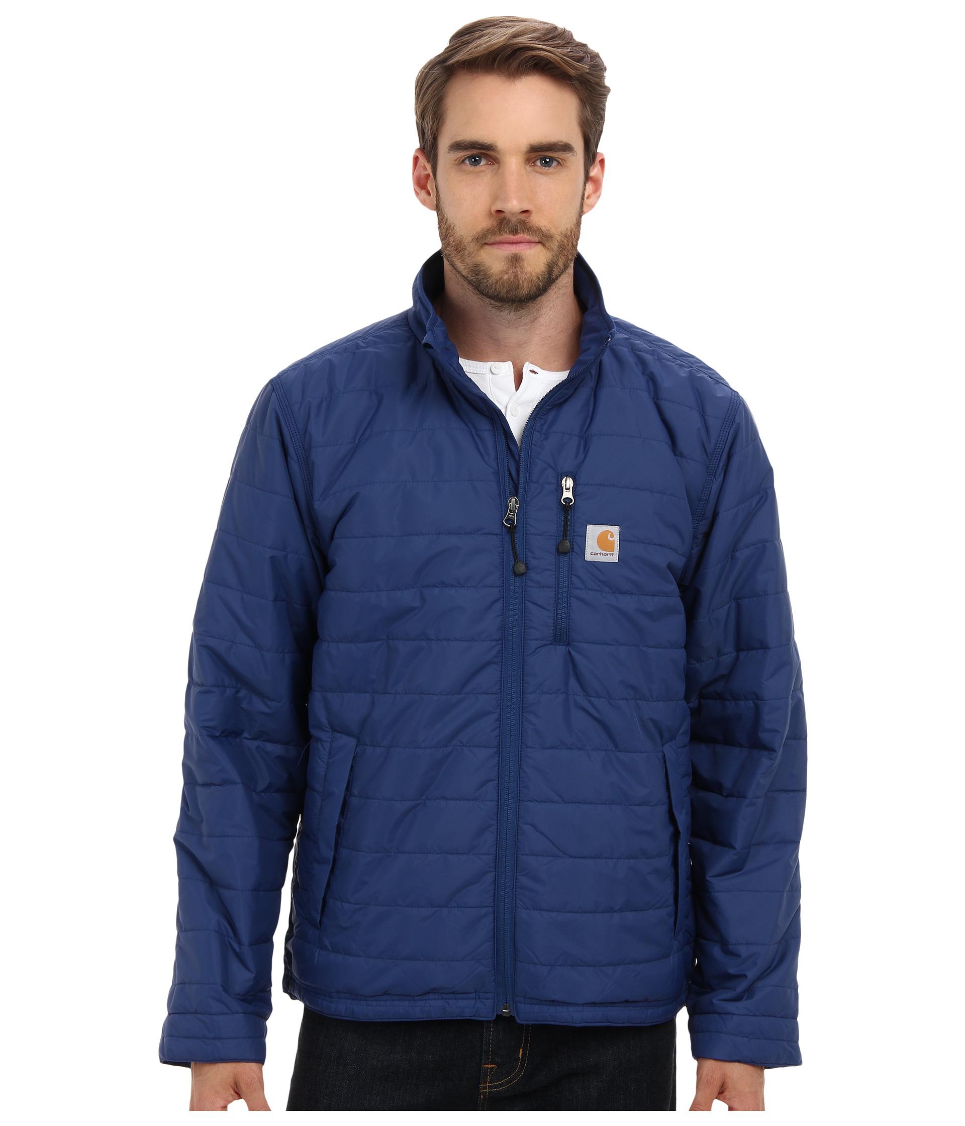 Lyst - Carhartt Gilliam Jacket in Blue for Men