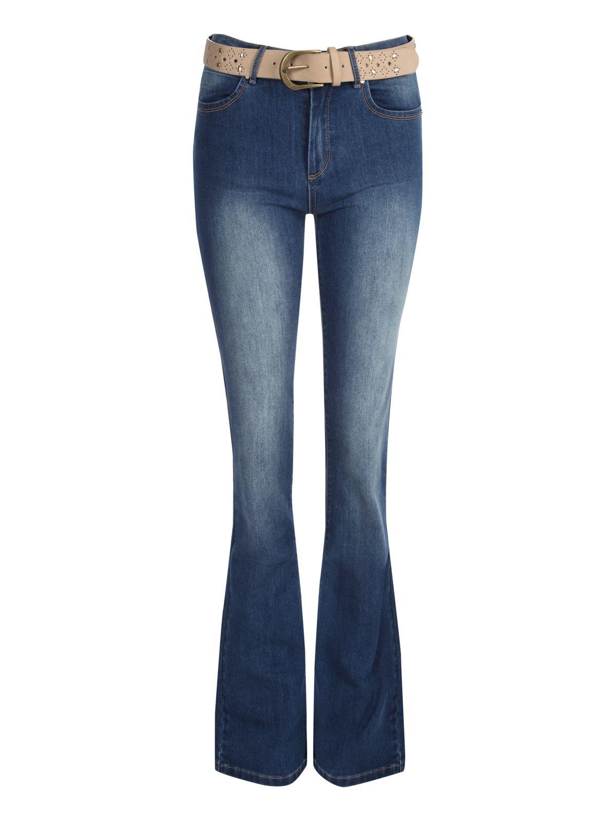 Womens Boyfriend Fit Jeans