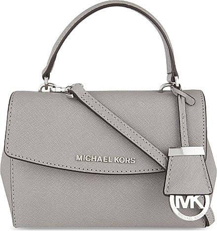 e9c248e78860bb MICHAEL Michael Kors Ava Extra-small Saffiano Leather Cross-body Bag ...