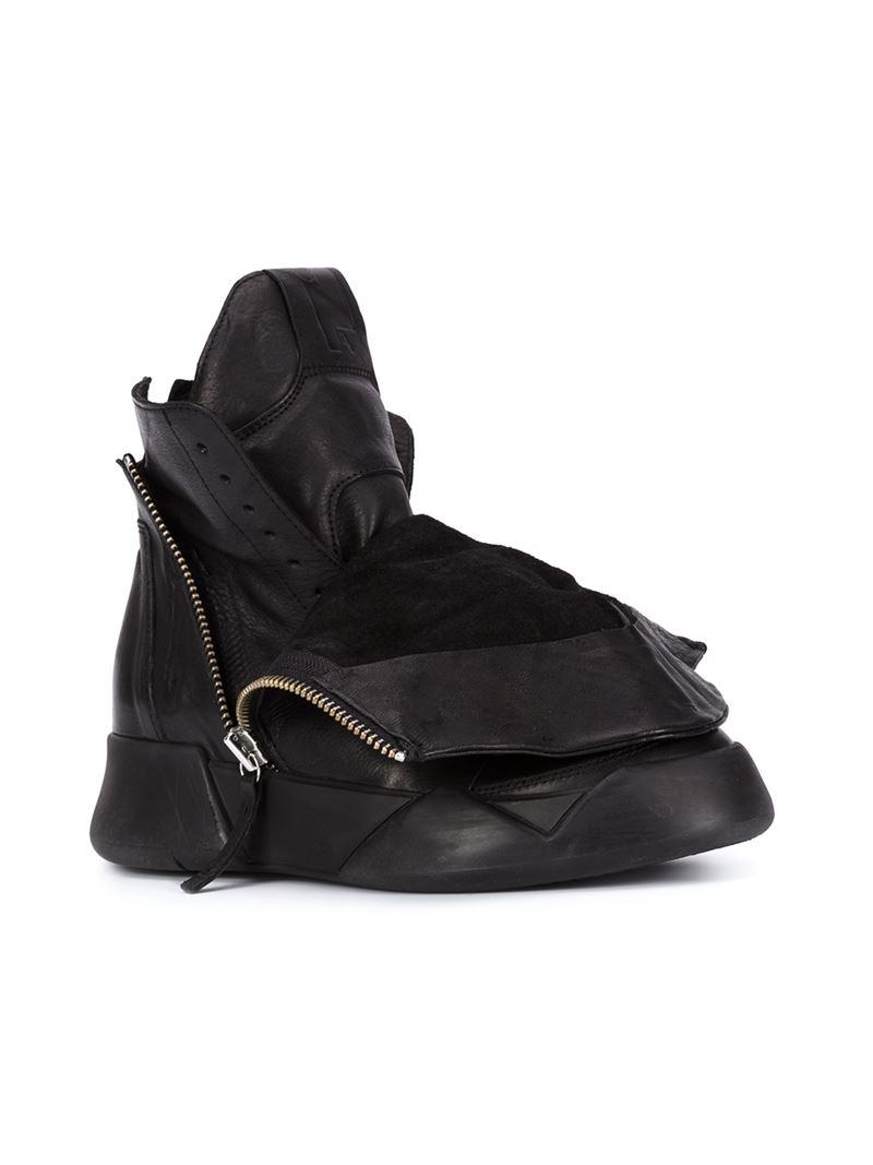 Buy Cheap New Arrival hi-top sneakers - Black Cinzia Araia How Much Online EJvYZ