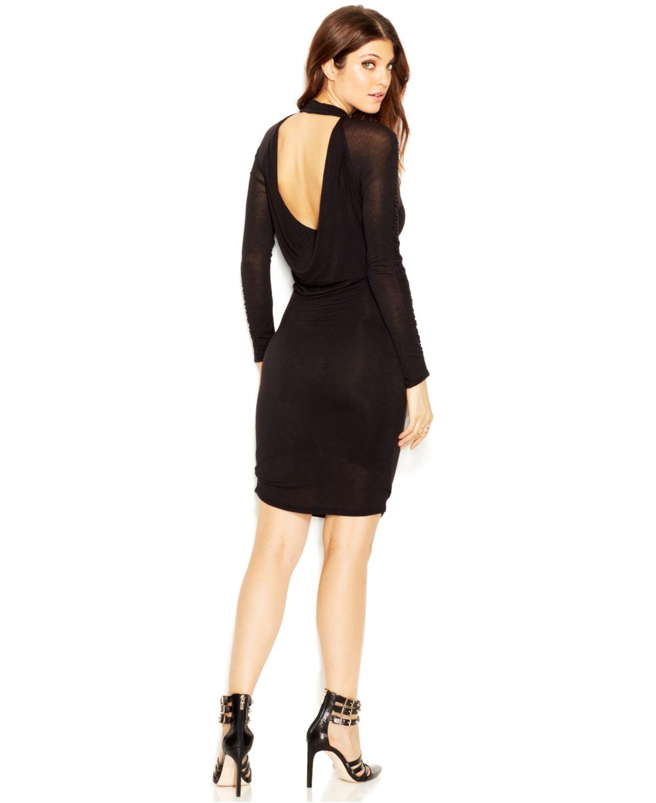 Mock Turtleneck Dresses
