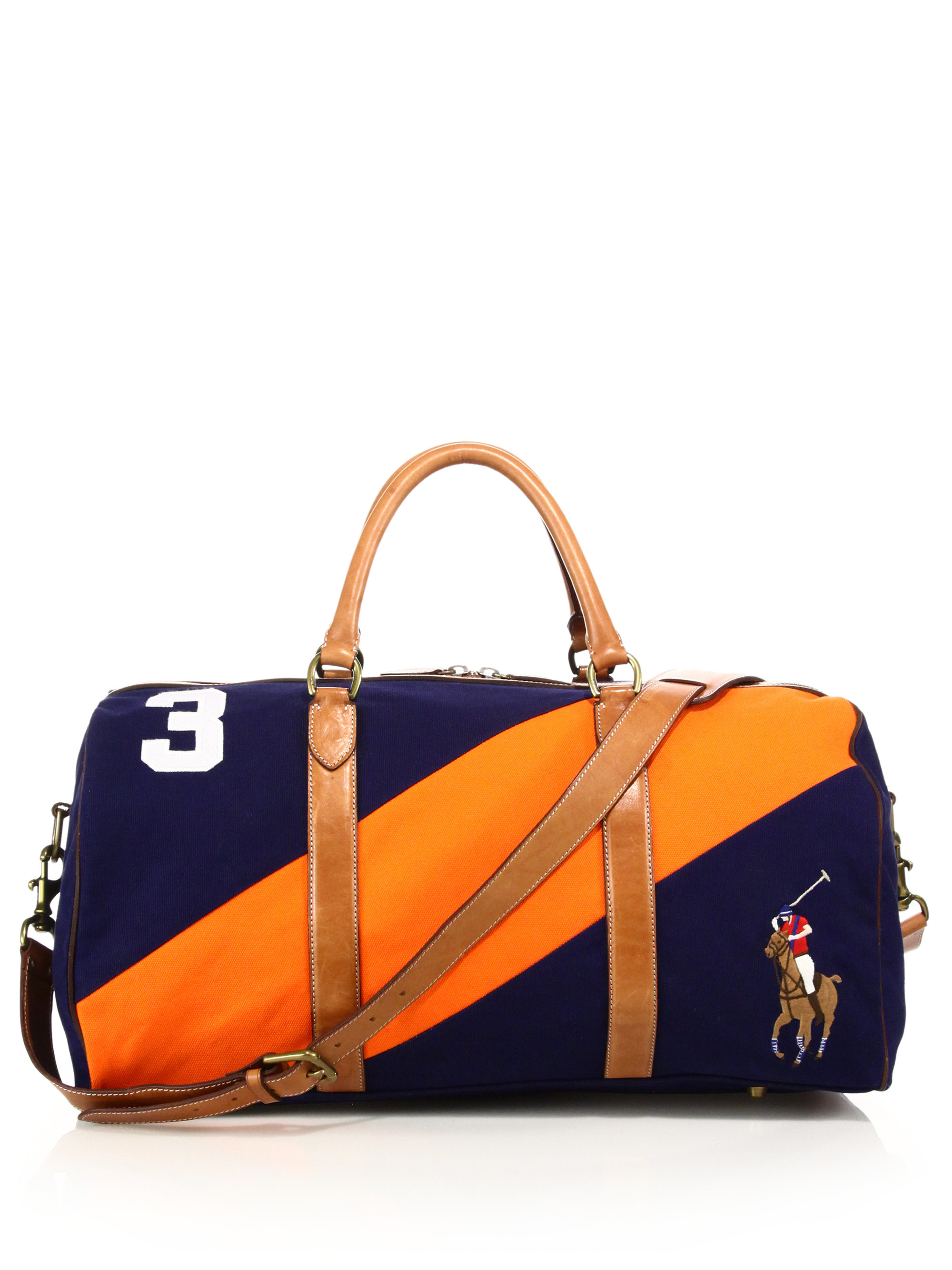 62ea542948 Lyst polo ralph lauren regatta duffel bag in yellow for men jpg 2000x2667 Polo  ralph lauren