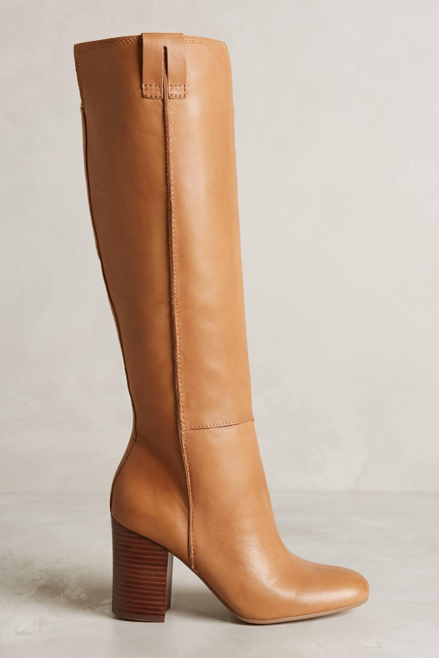 Womens Boots Sam Edelman Foster Dark Brown