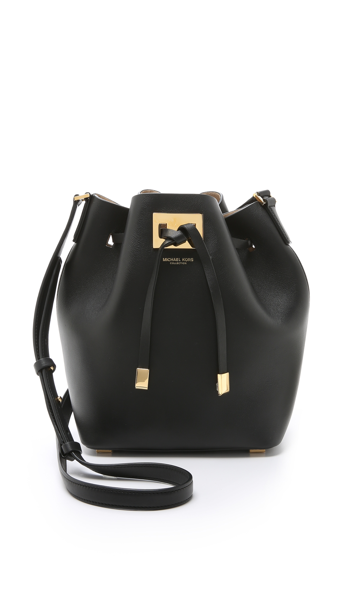 4a6152e5329ed Gallery. Previously sold at  Shopbop · Women s Bucket Bags Women s Michael  By Michael Kors Miranda ...