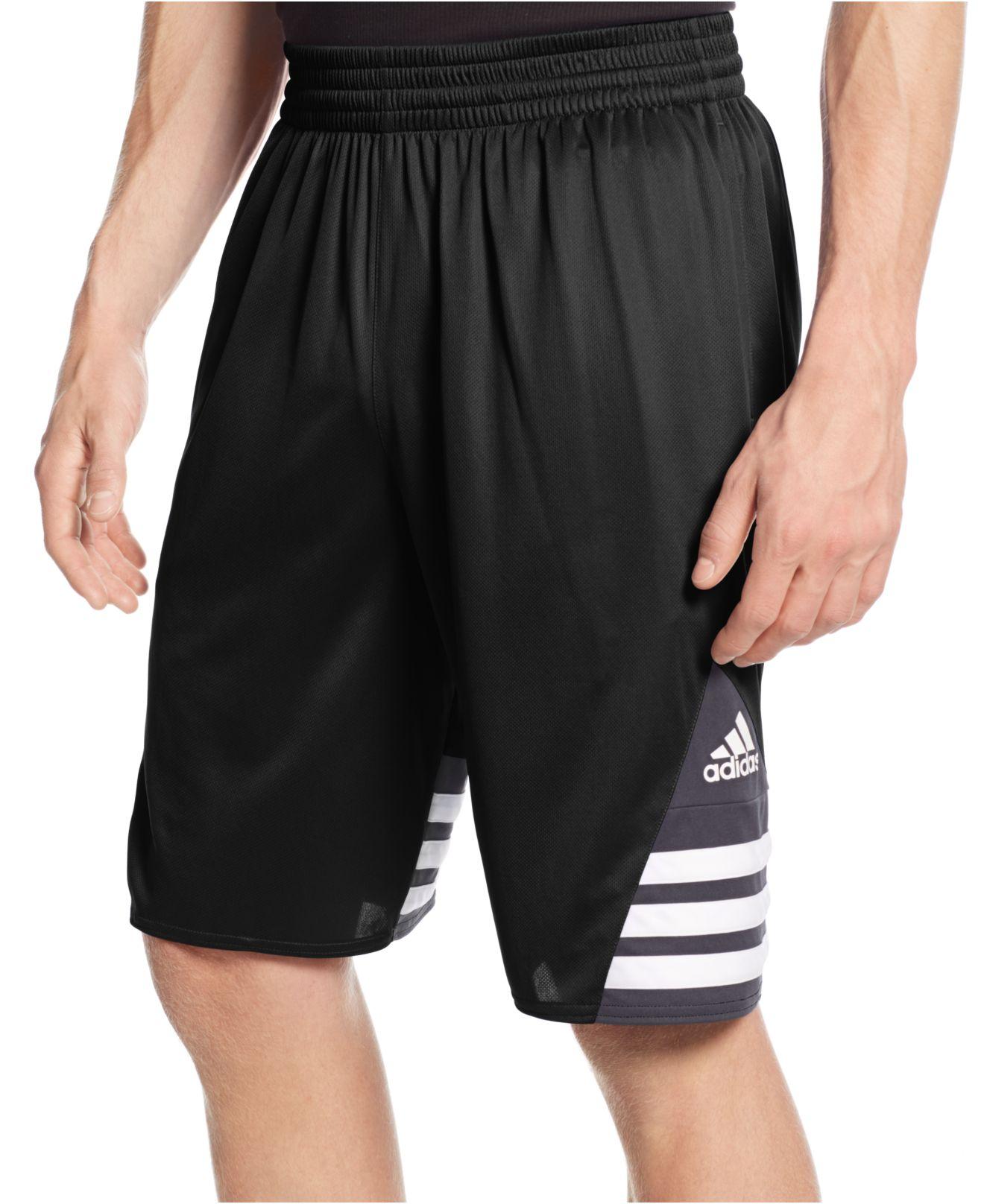 Lyst - Adidas Superstar 2.0 Basketball Shorts in Black for Men