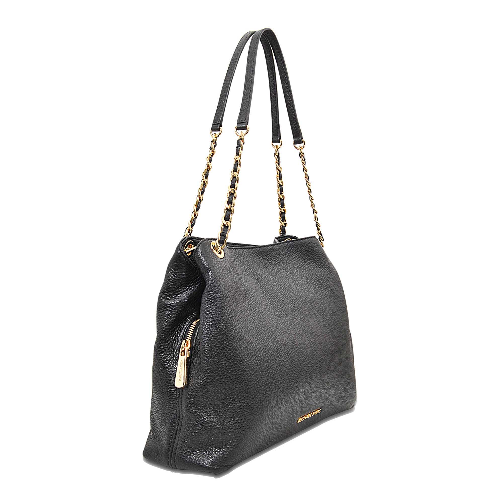 d9c3d6dae8b5 MICHAEL Michael Kors Jet Set Chain Item Lg Chain Shoulder Bag in ...