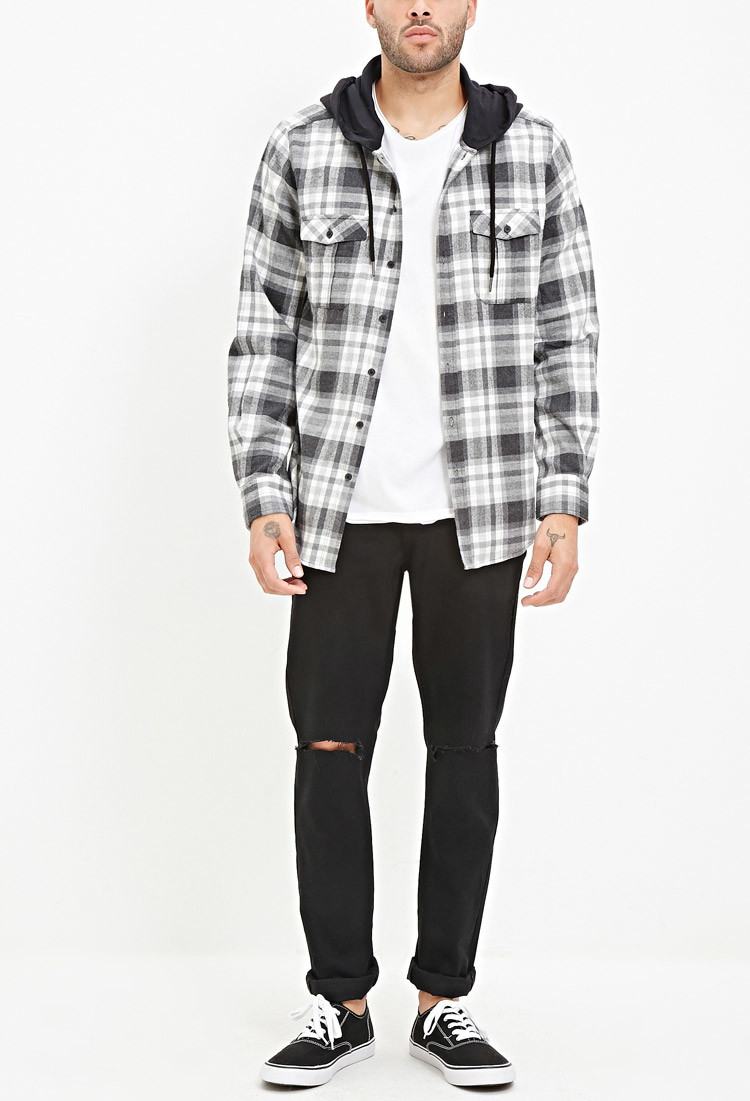 Polo Ralph Lauren Men Long Sleeves Casual Shirt Chaplan Plaid Blue Black White Polphlauren 33730396 S M L Xl American