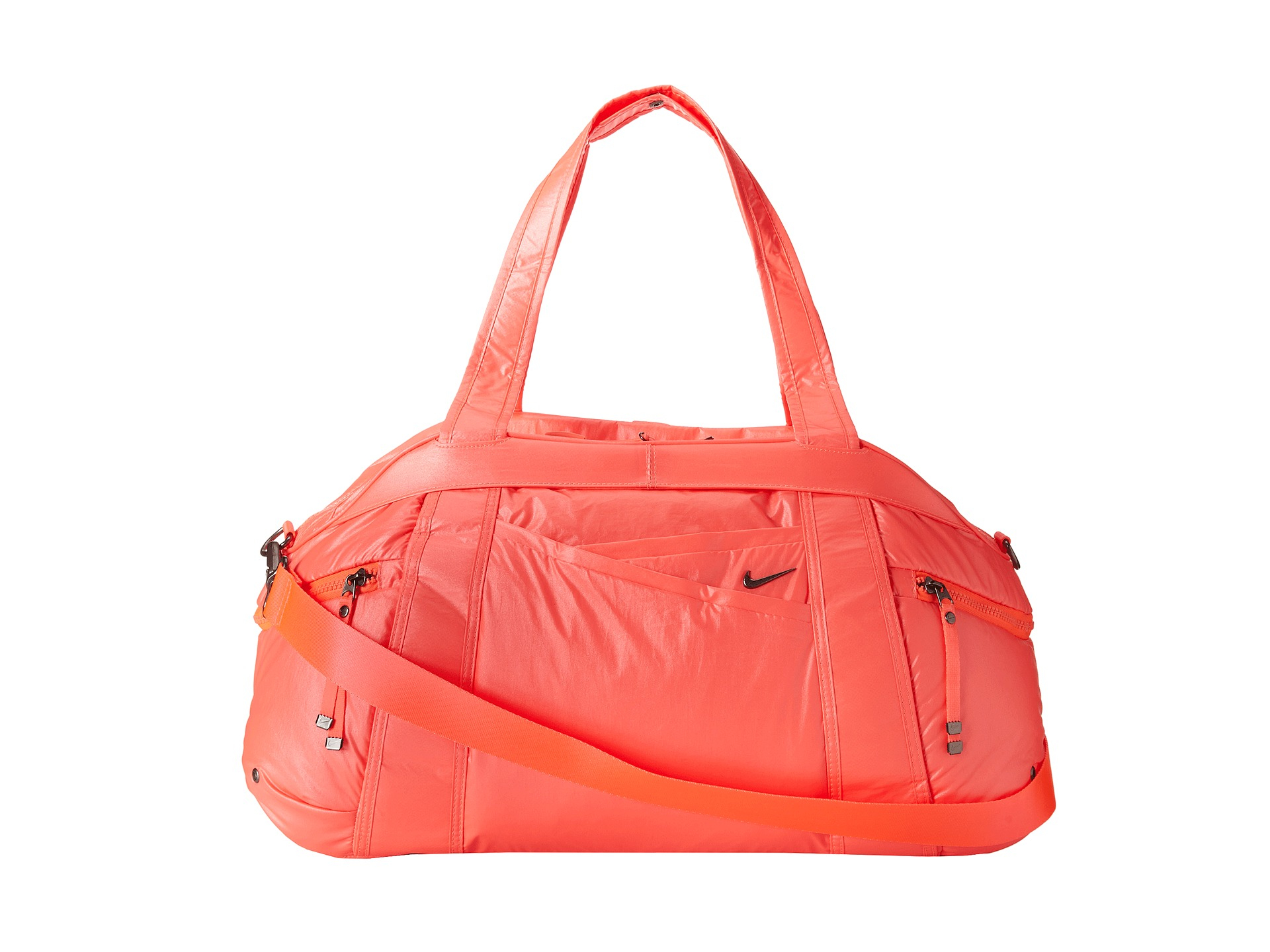 8d7c8ddbe7 Lyst Nike Victory Gym Club In Red