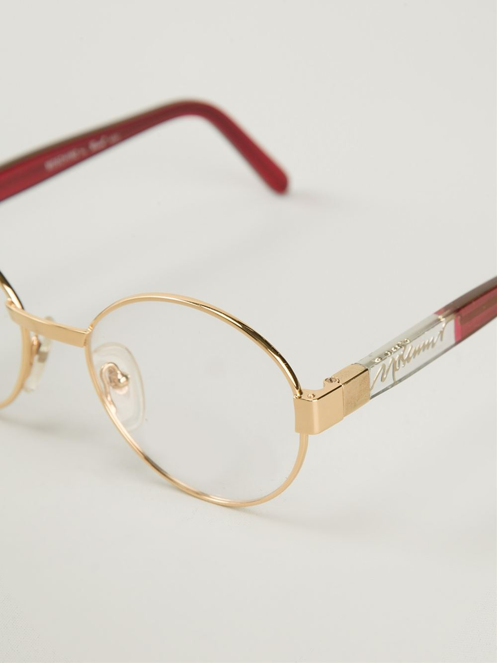 Glasses Frame Gold : gallery. round frames glasses acetate black round optical ...