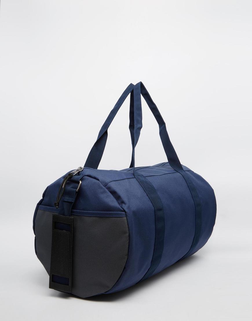 593517352939 Lyst - Lyle   Scott Barrel Bag in Black for Men