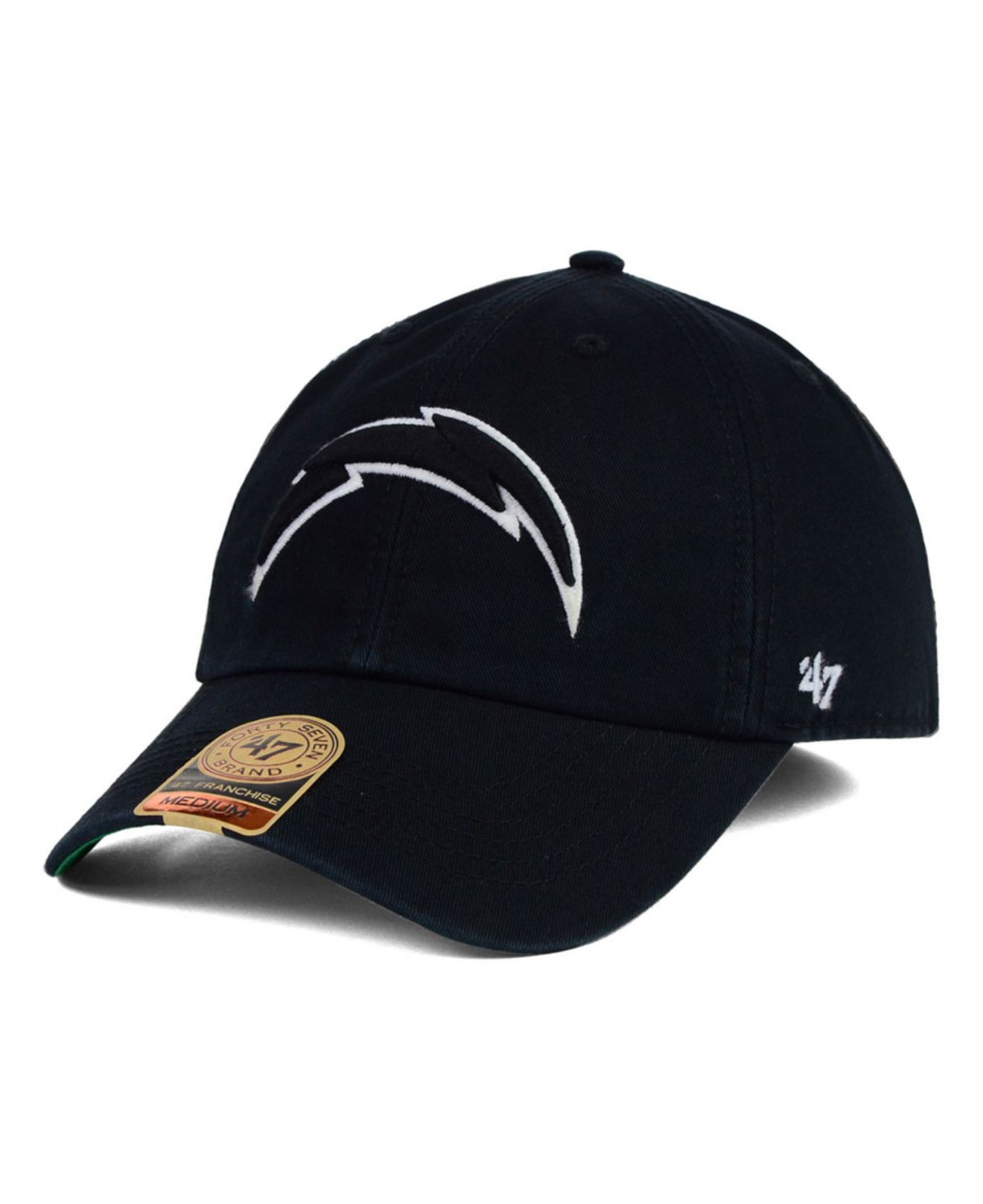 Lyst 47 Brand San Diego Chargers Black White Franchise