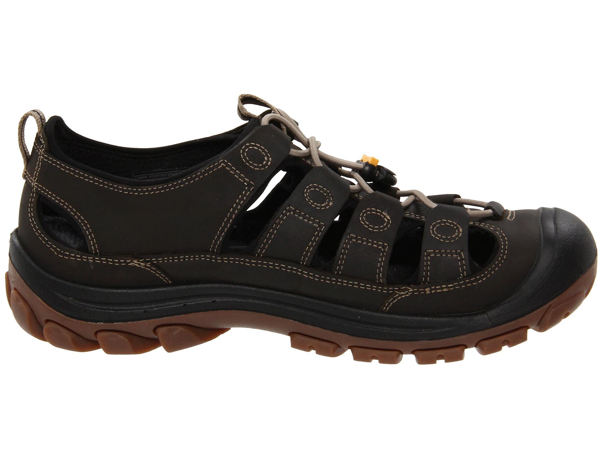 b35af0cb976c Lyst - Keen Glisan Sandal in Black for Men