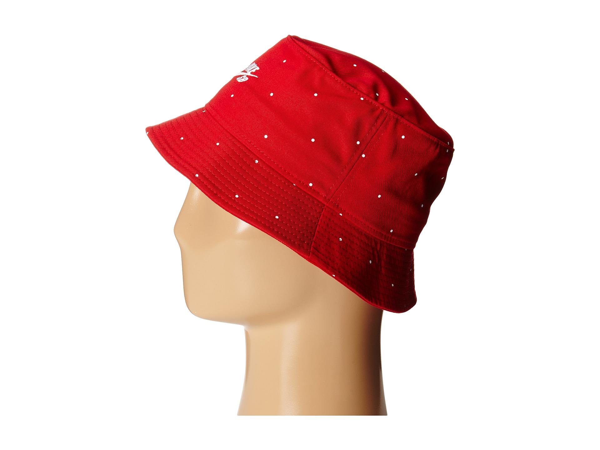 07ee69456ecb5 Lyst - Nike Sb Seasonal Bucket in Red for Men