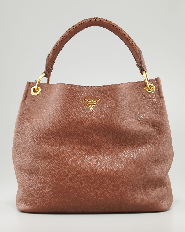 prada mini saffiano lux tote bag - prada suede hobo bag, prada saffiano promenade handbag nero