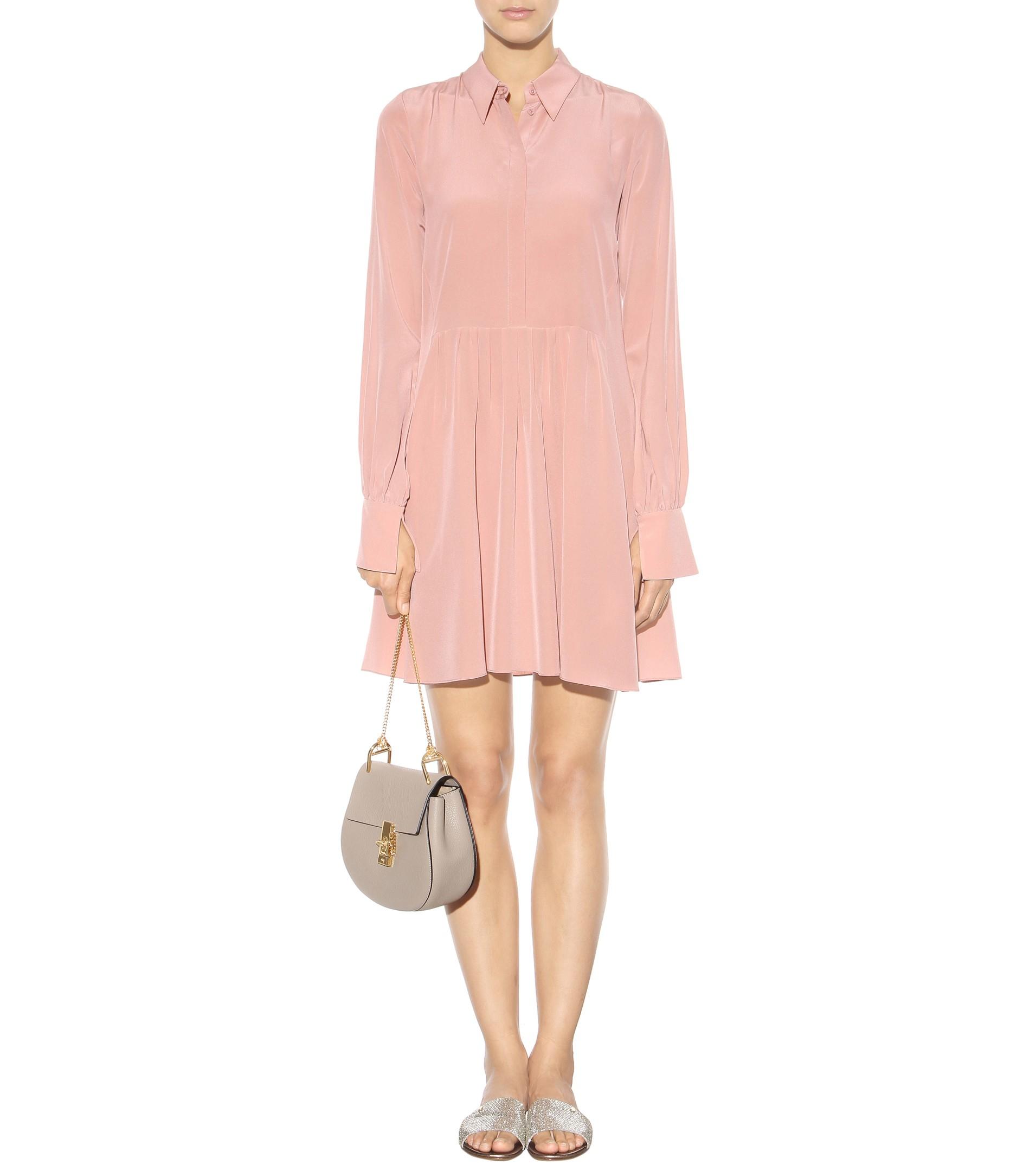 Recommend Cheap Online Printed silk dress Dorothee Schumacher Cheap Sale New sR2kaM