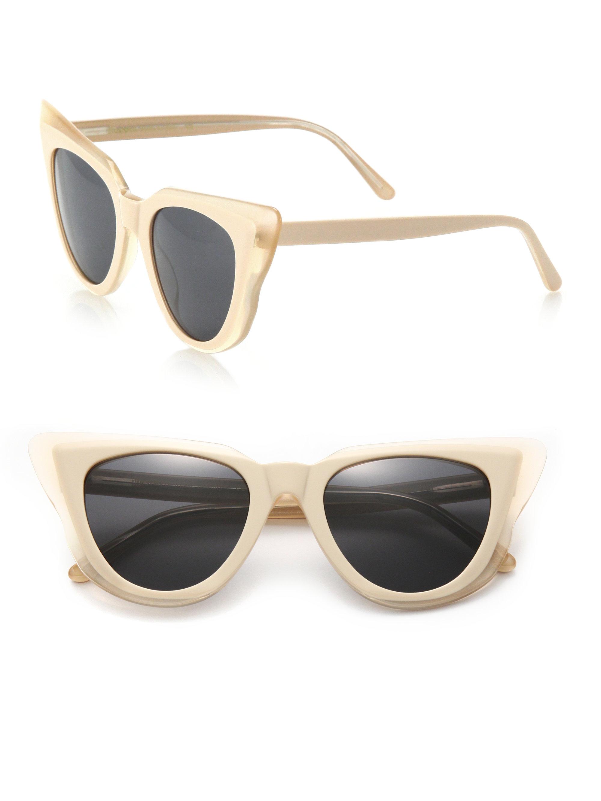 ILLESTEVA Cat eye sunglasses W3VRj7