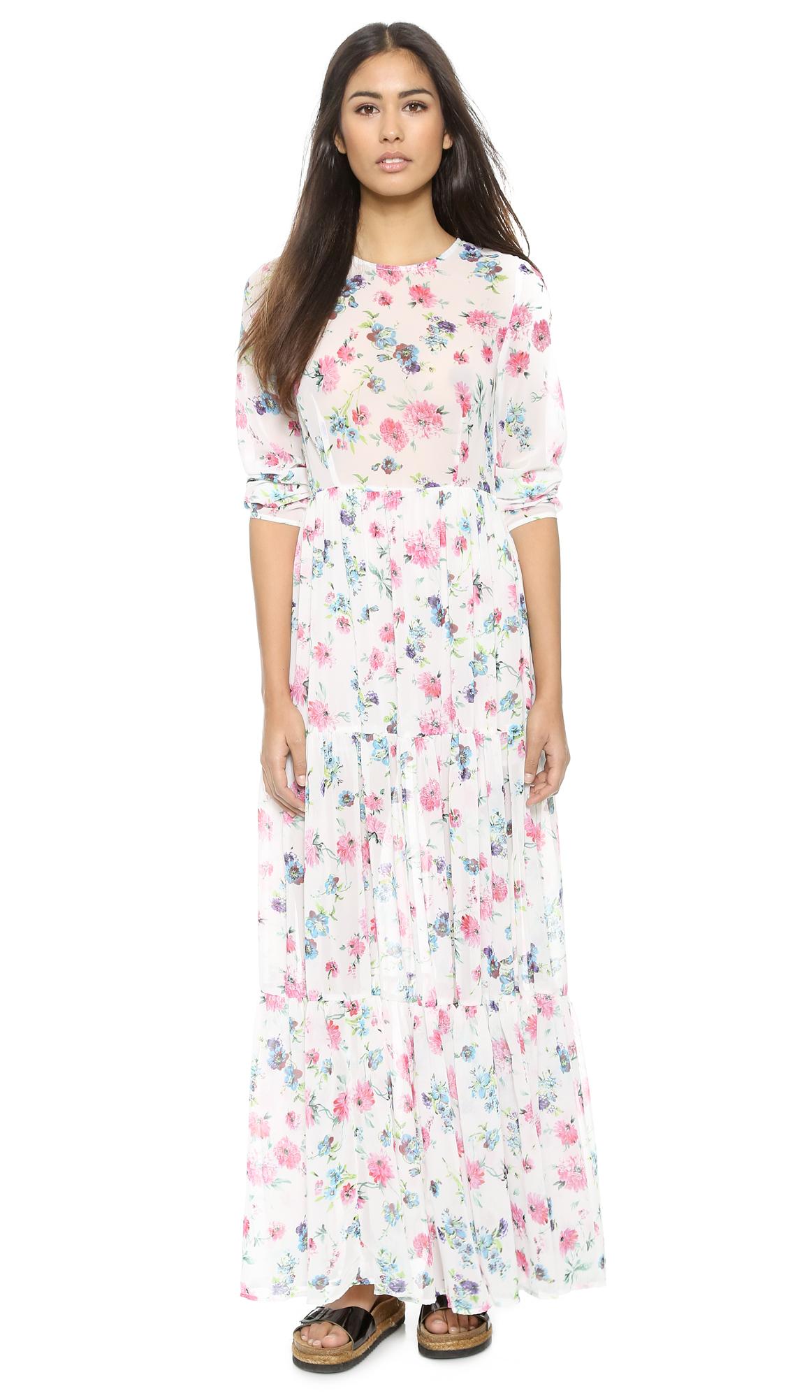Renamed maxi dress