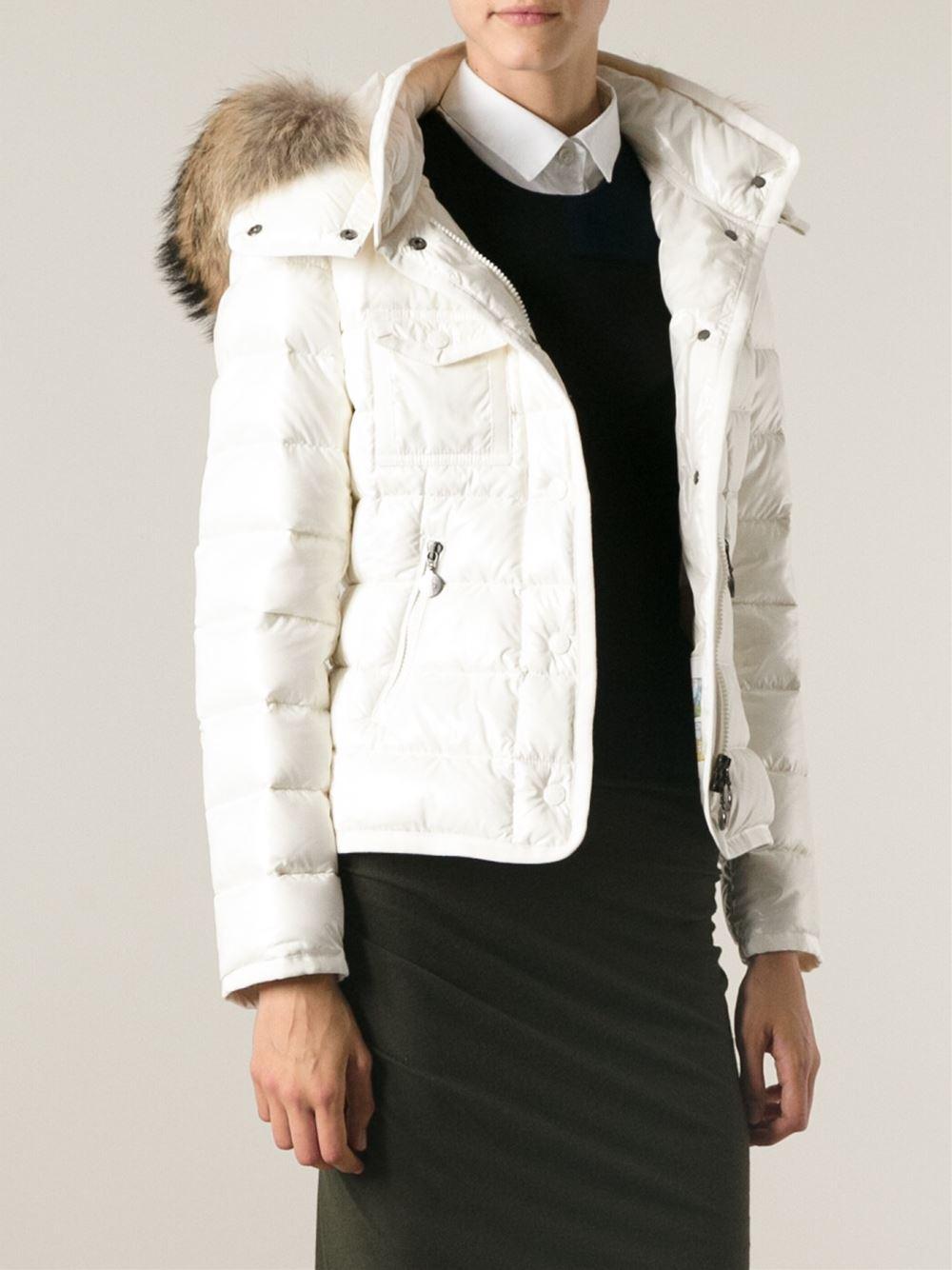 moncler armoise jacket white