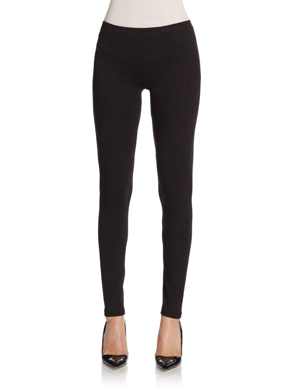 Hue Skinny Leggings in Black - Save 54%   Lyst