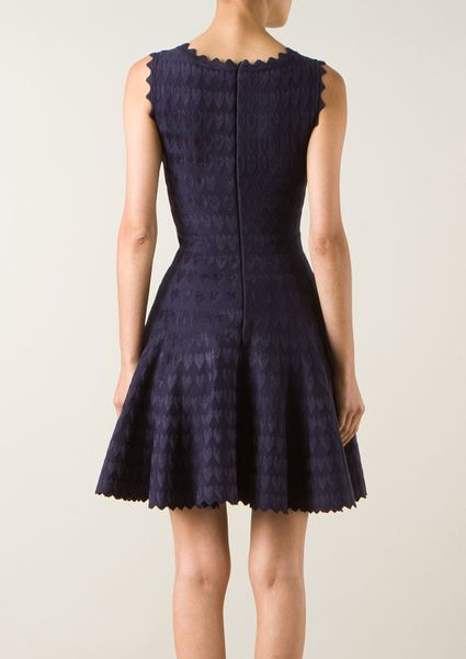Azzedine Alaia Dresses On Sale Azzedine Alaa Navy Fitted