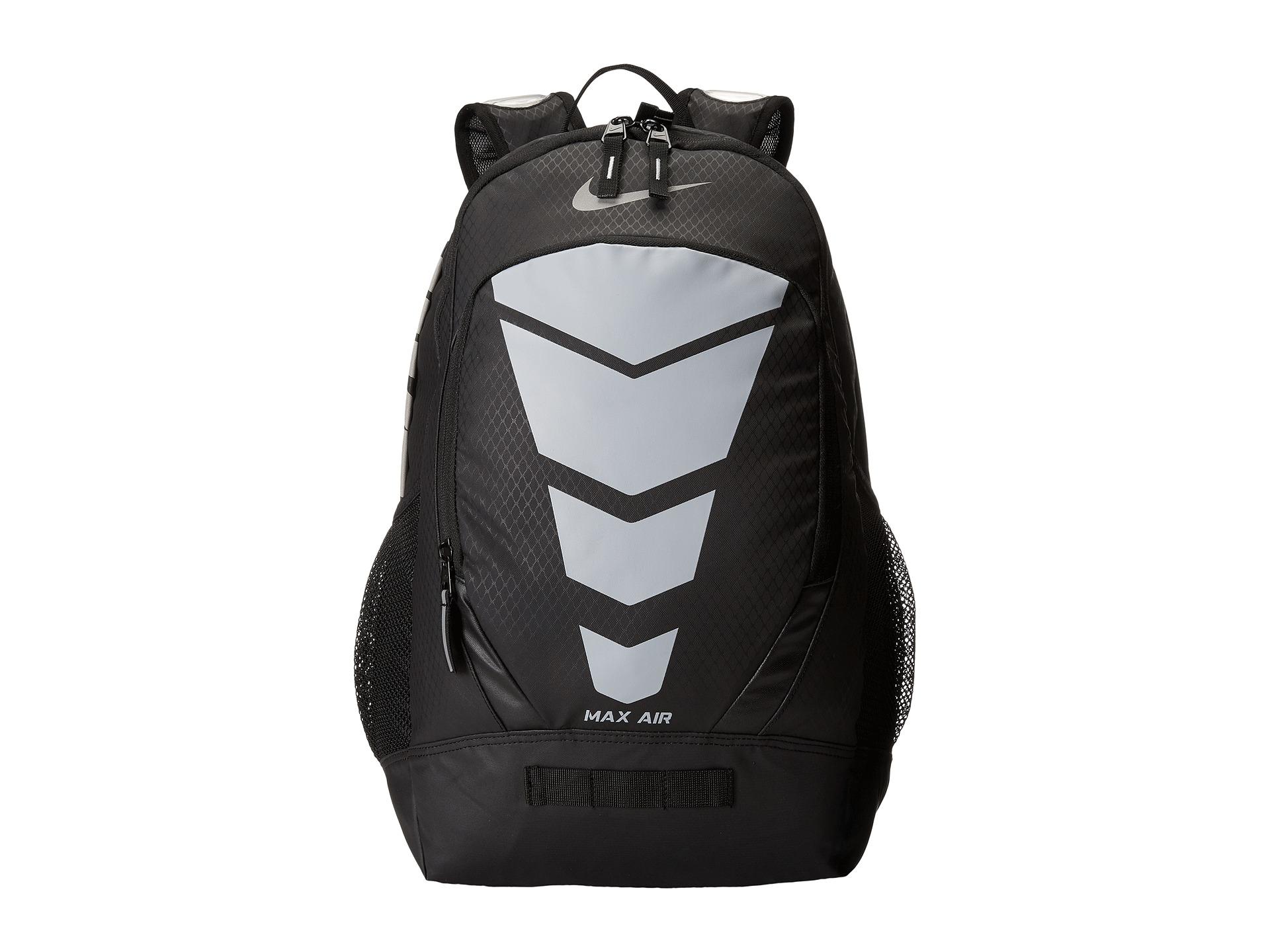 Lyst - Nike Max Air Vapor Backpack in Black bbe1fe662