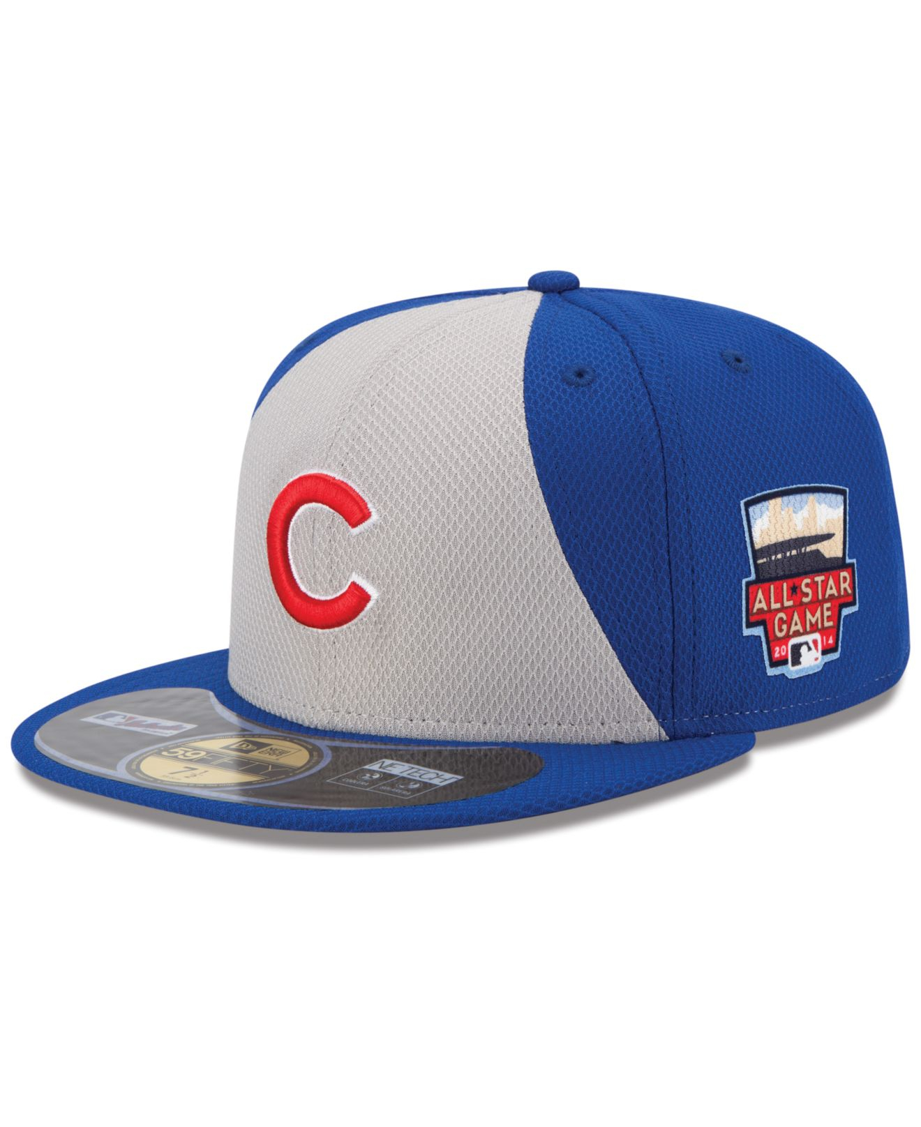 online retailer af21b f6bd4 ... all star game patch 59fifty cap lids 20071 69b90  coupon for gallery.  previously sold at macys mens new era 59fifty 24a92 92c13