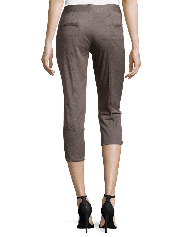 Elegant Home  Womens  Pants  WOMENS CLASSIC CUFFED FLEECE PANT