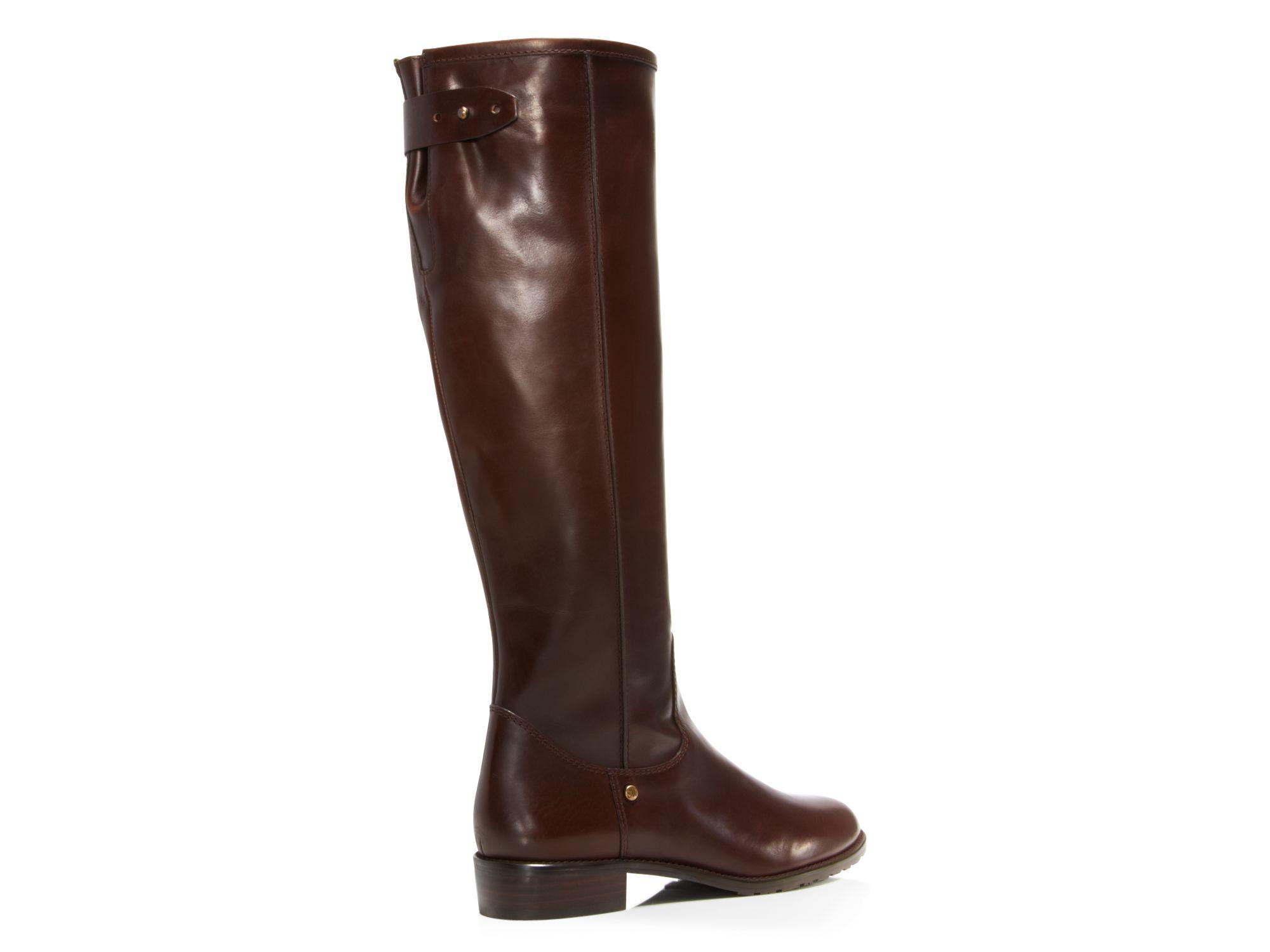 Stuart weitzman Riding Boots - Gentrylo High Shaft in Brown | Lyst