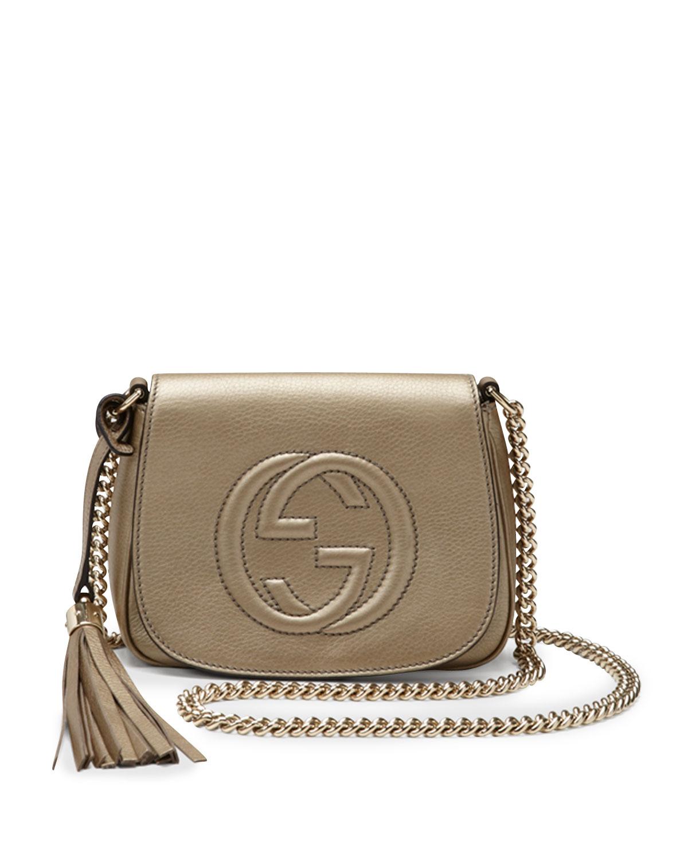 a7ed20c1e26 Gallery. Previously sold at  Bergdorf Goodman · Women s Gucci Soho Bag