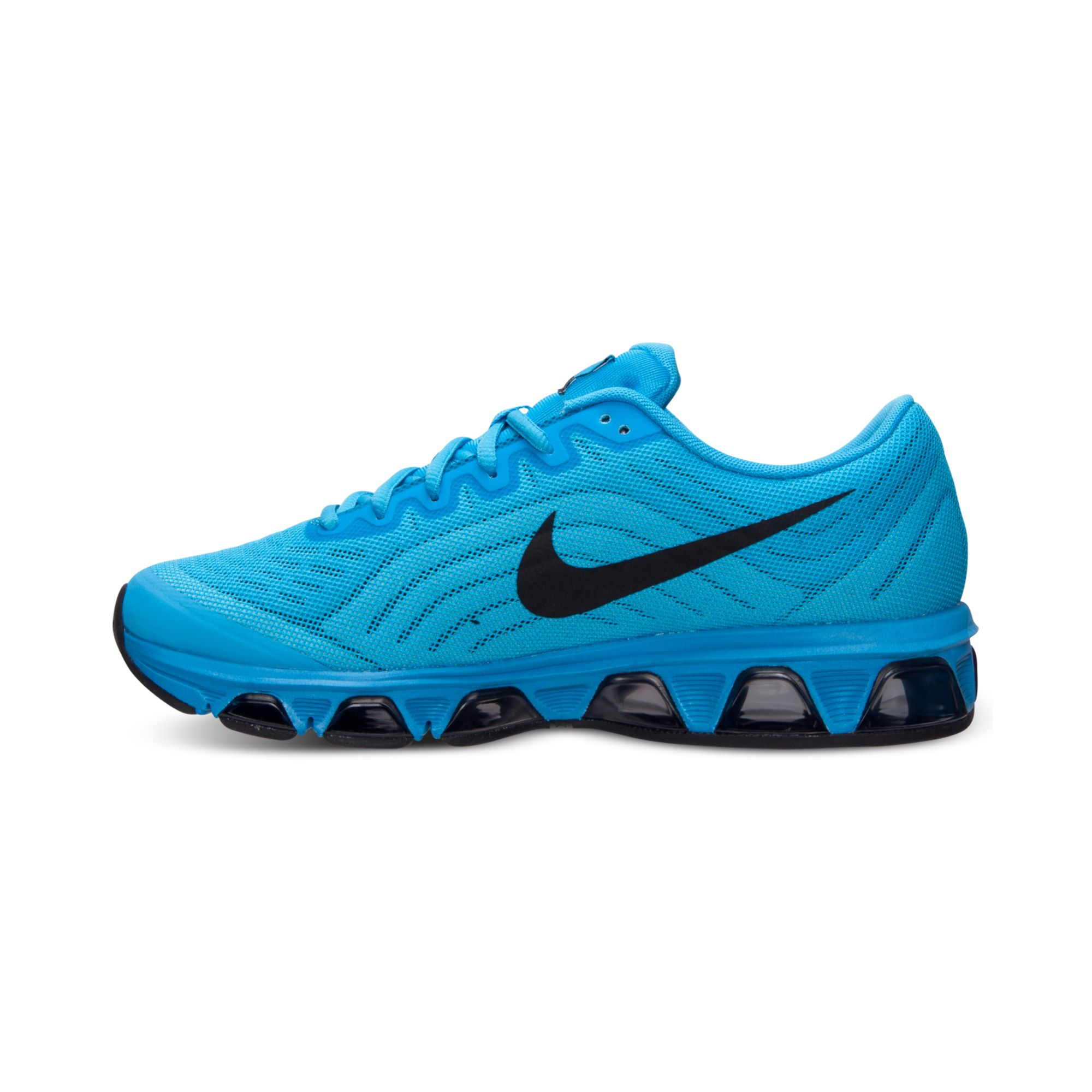 mens nike air max tailwind 6 blue black