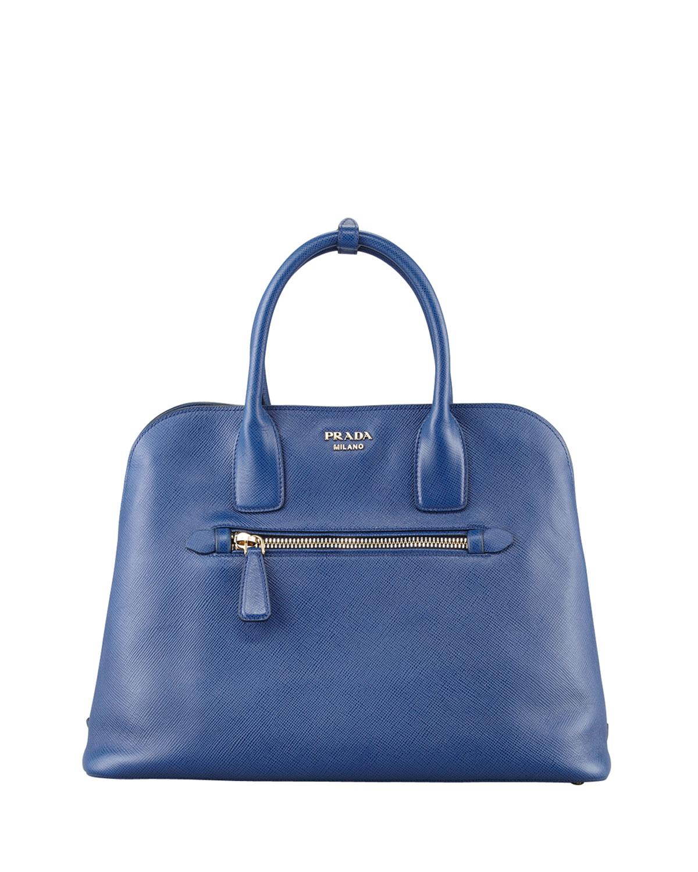 717db78d40e2d9 Prada Saffiano Cuir Leather Shoulder Bag | Stanford Center for ...