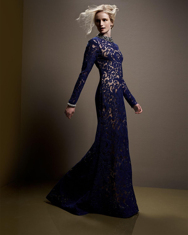 Tadashi black long dress - Best dress image