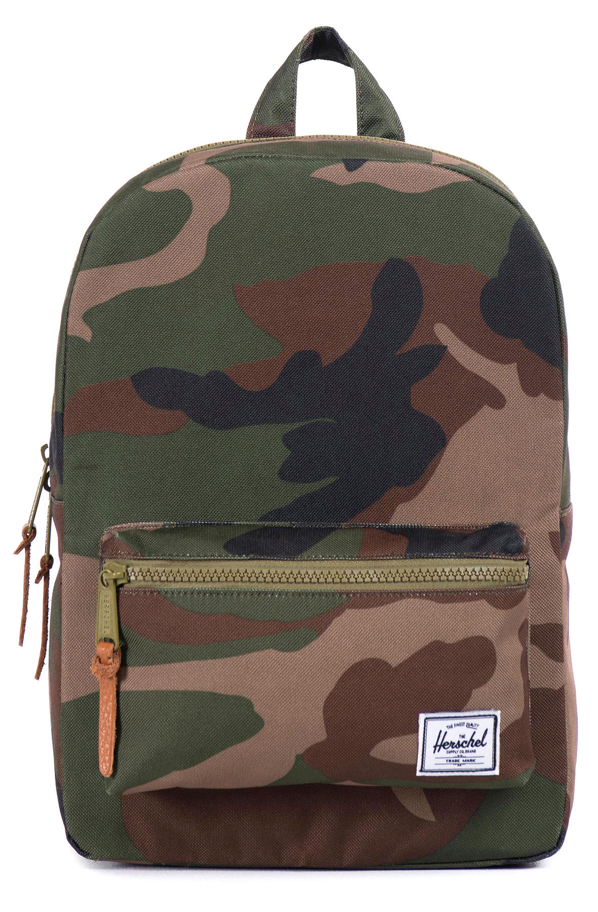 Herschel Supply Co. The Settlement Kids Backpack in Green (Camo)