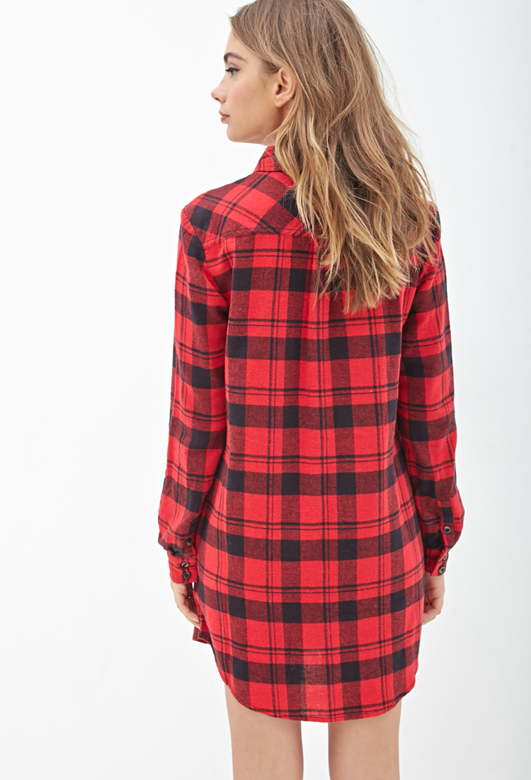 Tartan plaid flannel shirt forever 21 bronze cardigan for Flannel shirts for womens forever 21