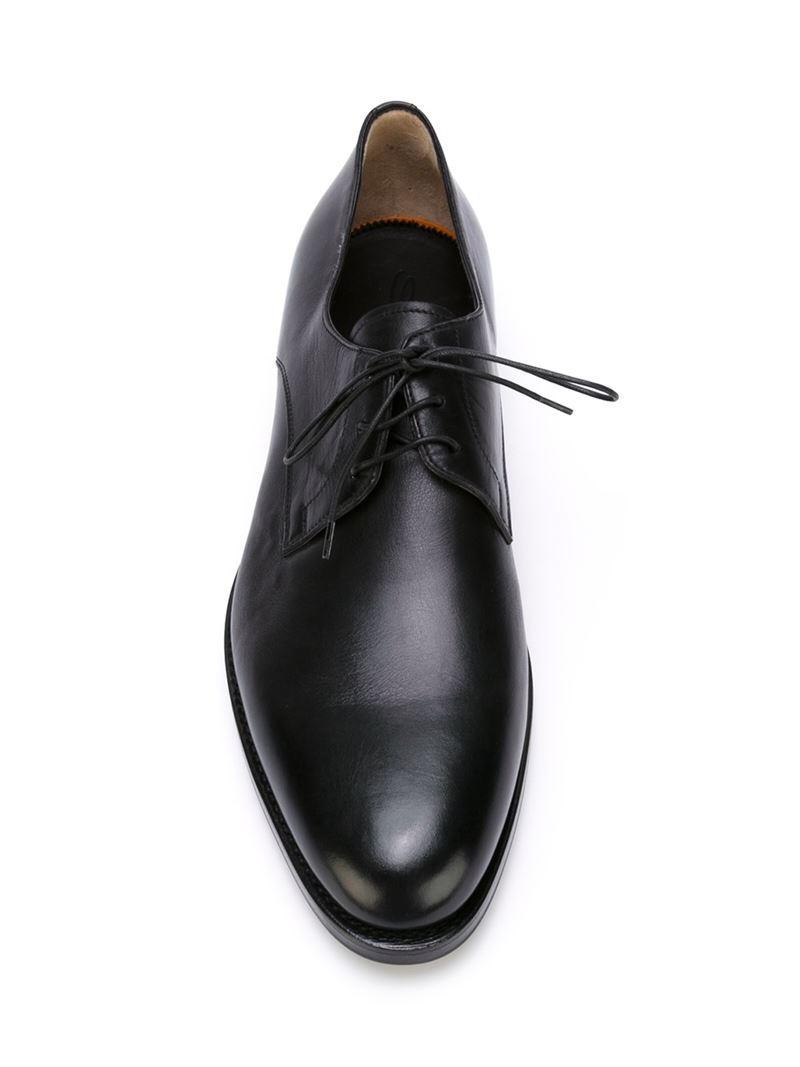 santoni Classic oxford shoes bblbP7