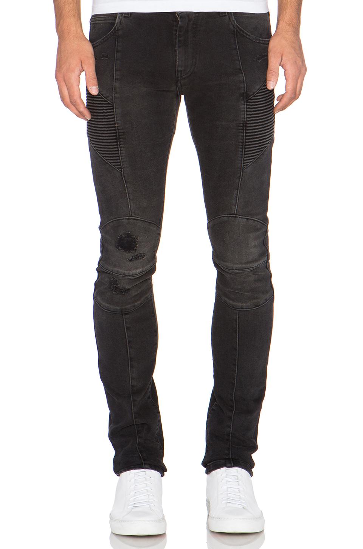 Balmain Jean in Black for Men
