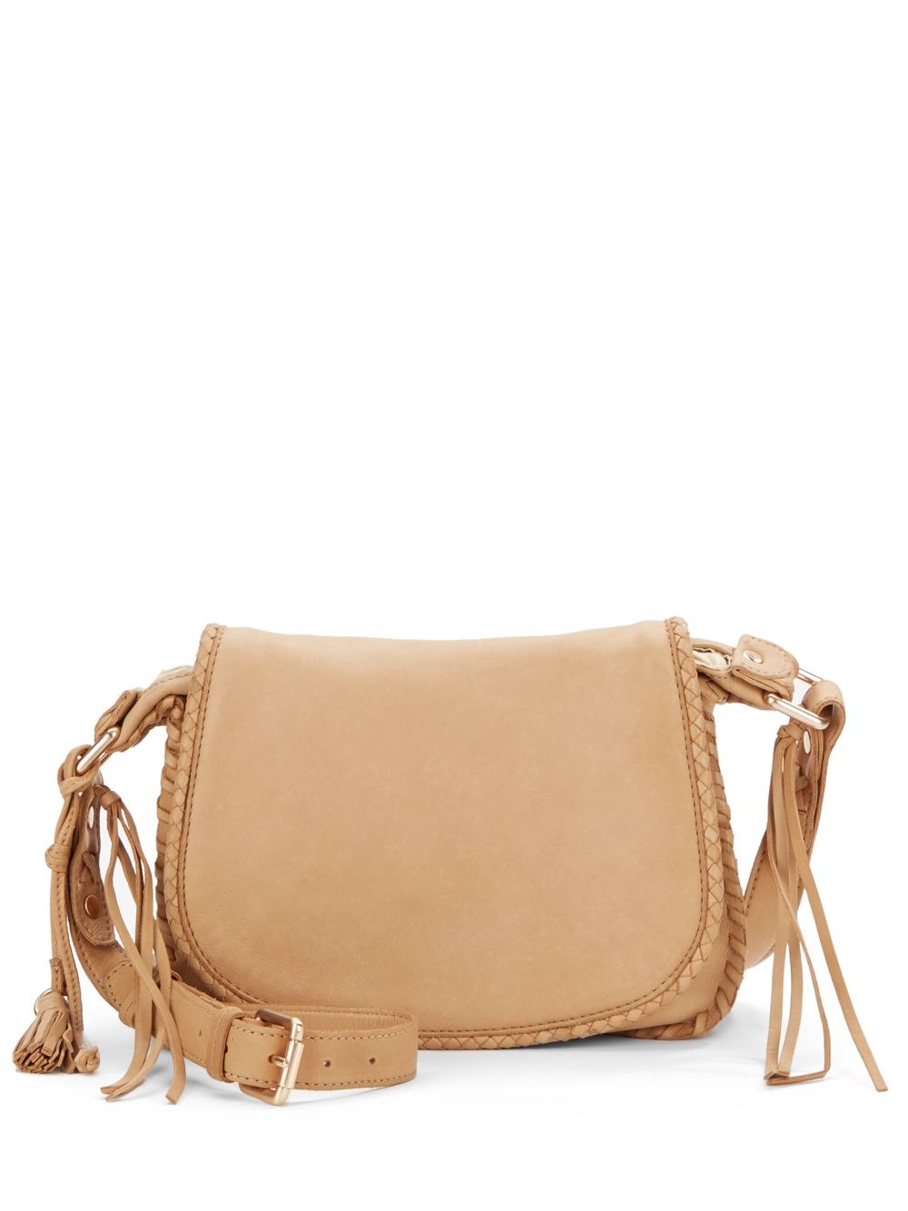 Joie Cassandra Fringe Shoulder Bag 58