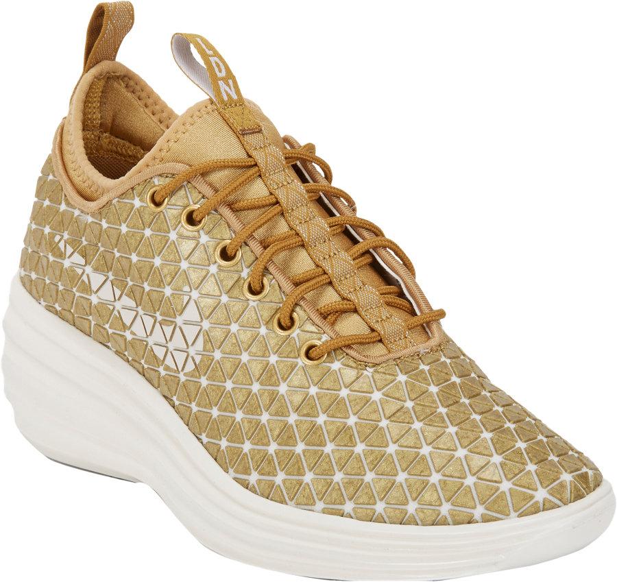lowest price d4cfd 3033d Nike Lunar Elite Sky Hi Fw Qs London Sneakers in Metallic - Lyst